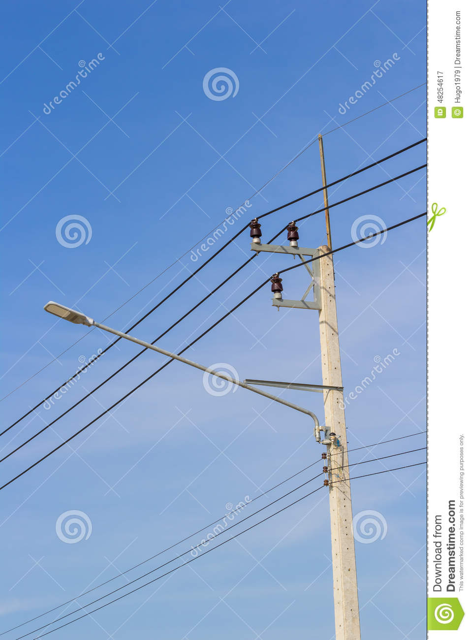 Wire Electrical Posts - WIRE Center •