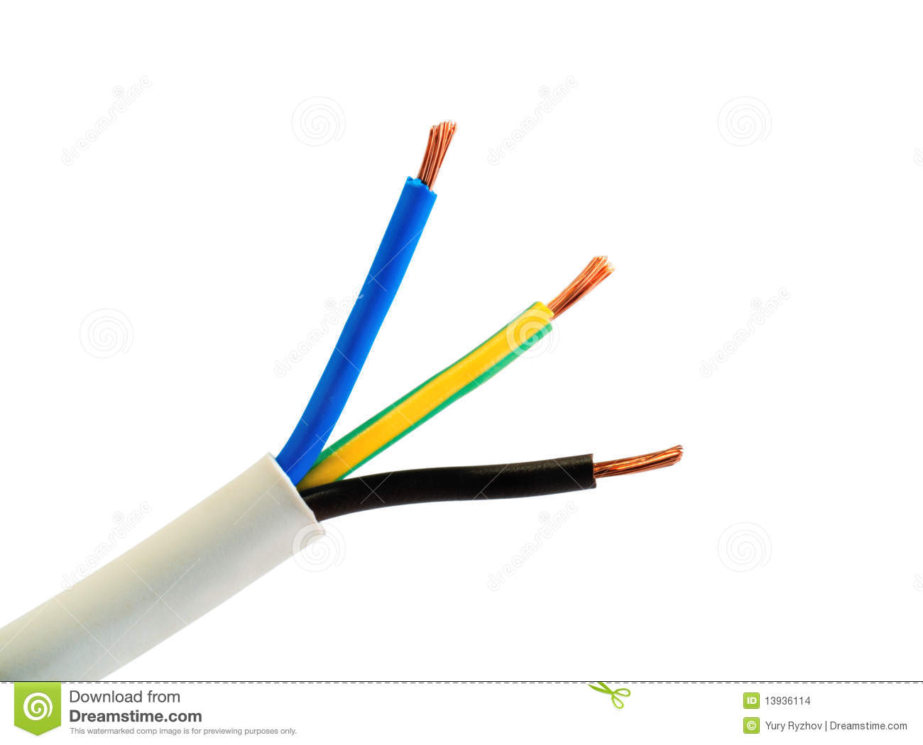 Electrical Power Cable Wires