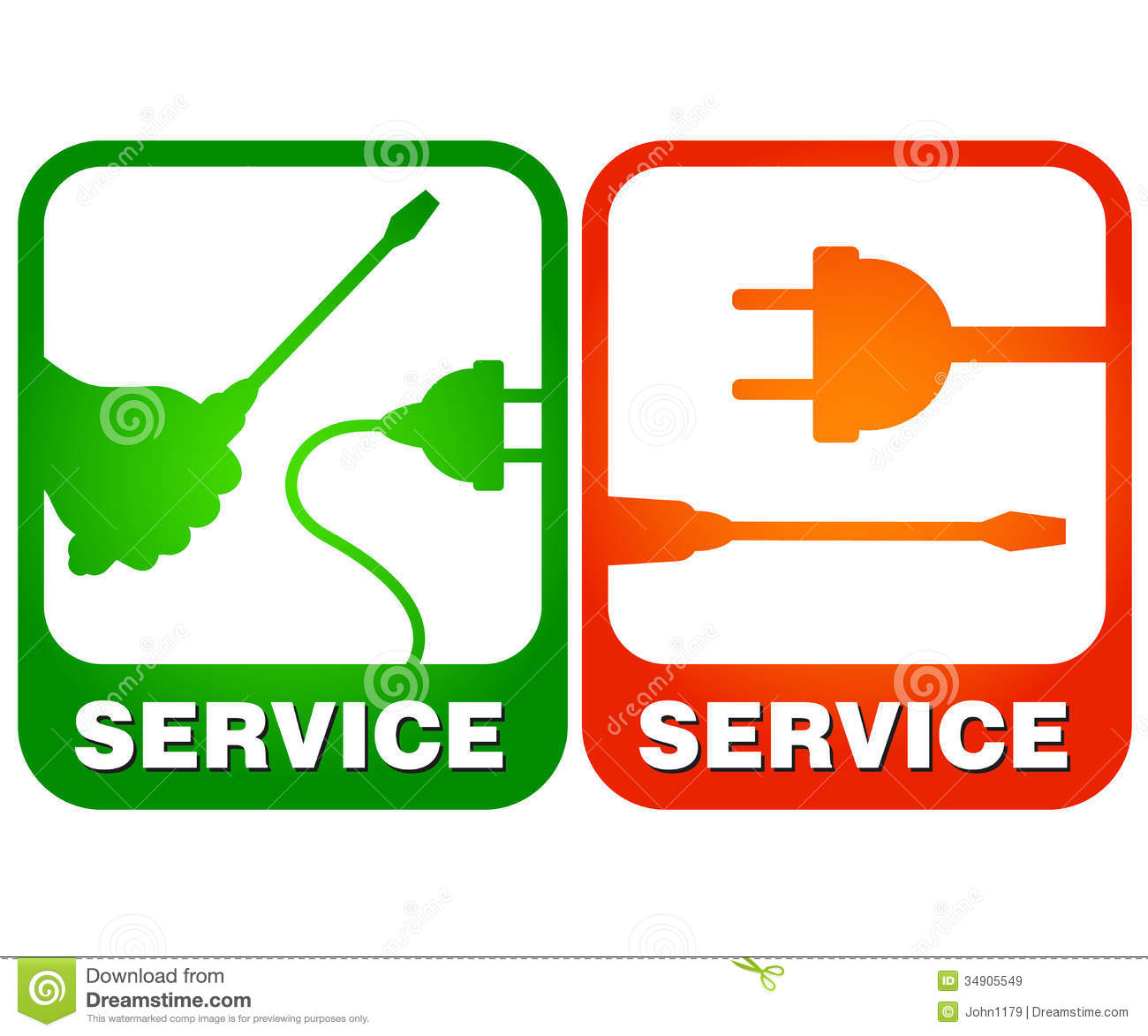 Electrical Repairs Royalty Free Stock Images Image 34905549