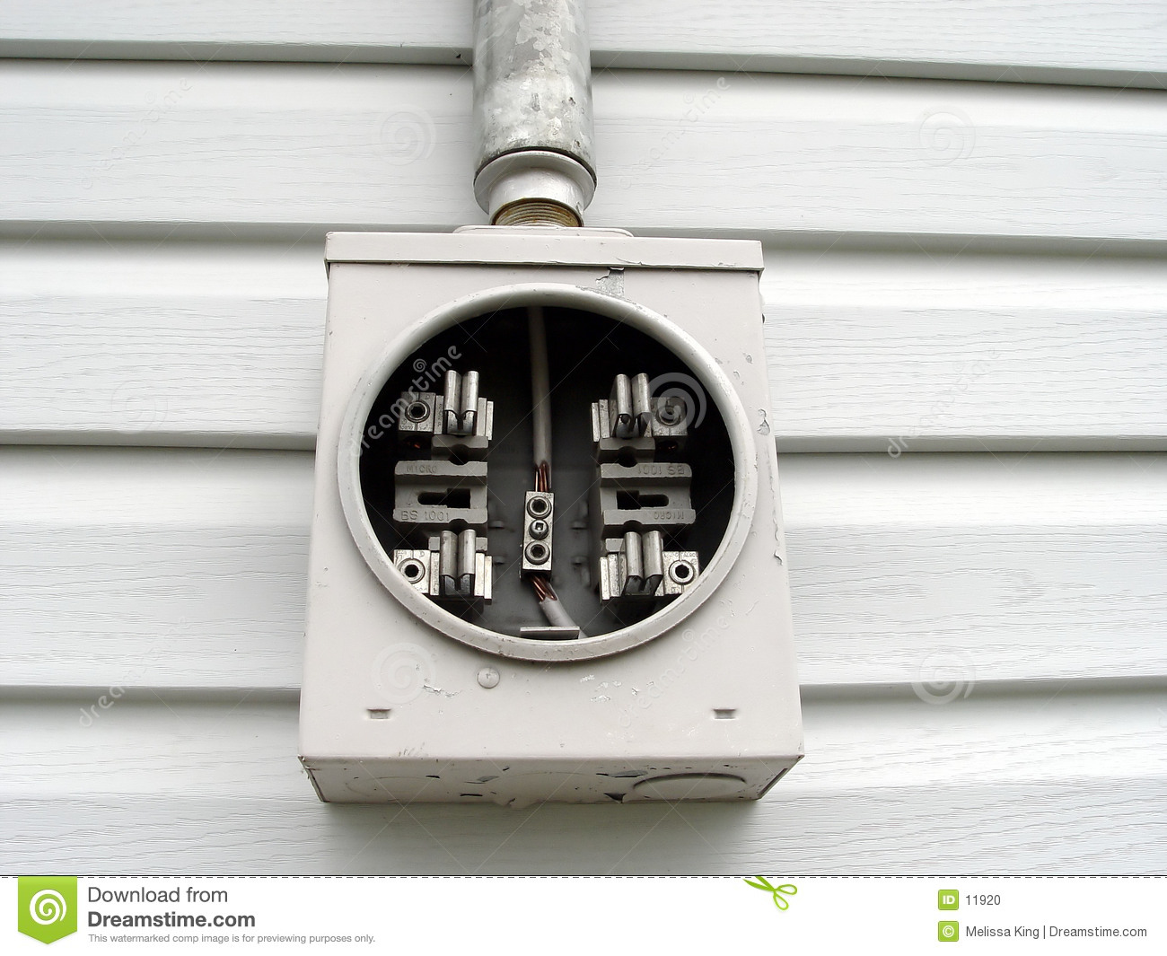 Electrical Service on House