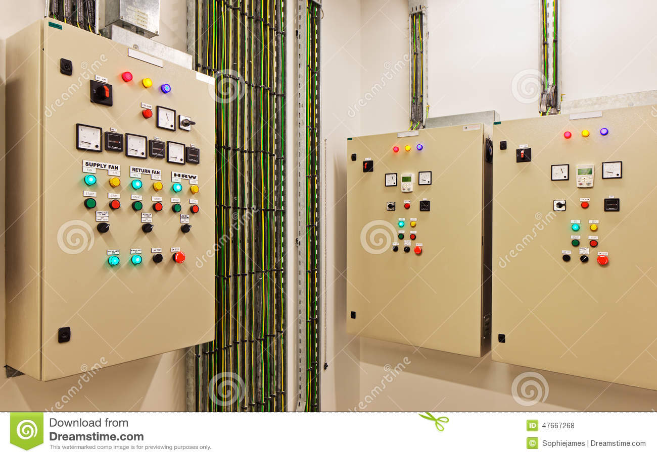 Electrical Switch Gear And Circuit Breakers That Control Heat How To Make Your Breaker Easy Use Recovery Air Conditioning
