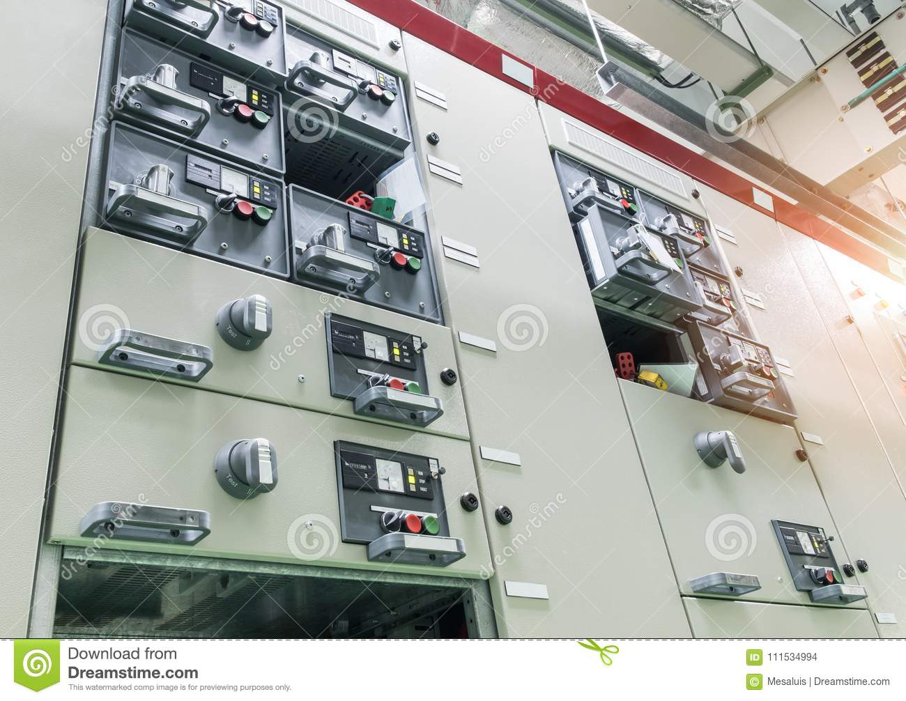 Fine Electrical Panel Switch Picture Collection Wiring Diagram