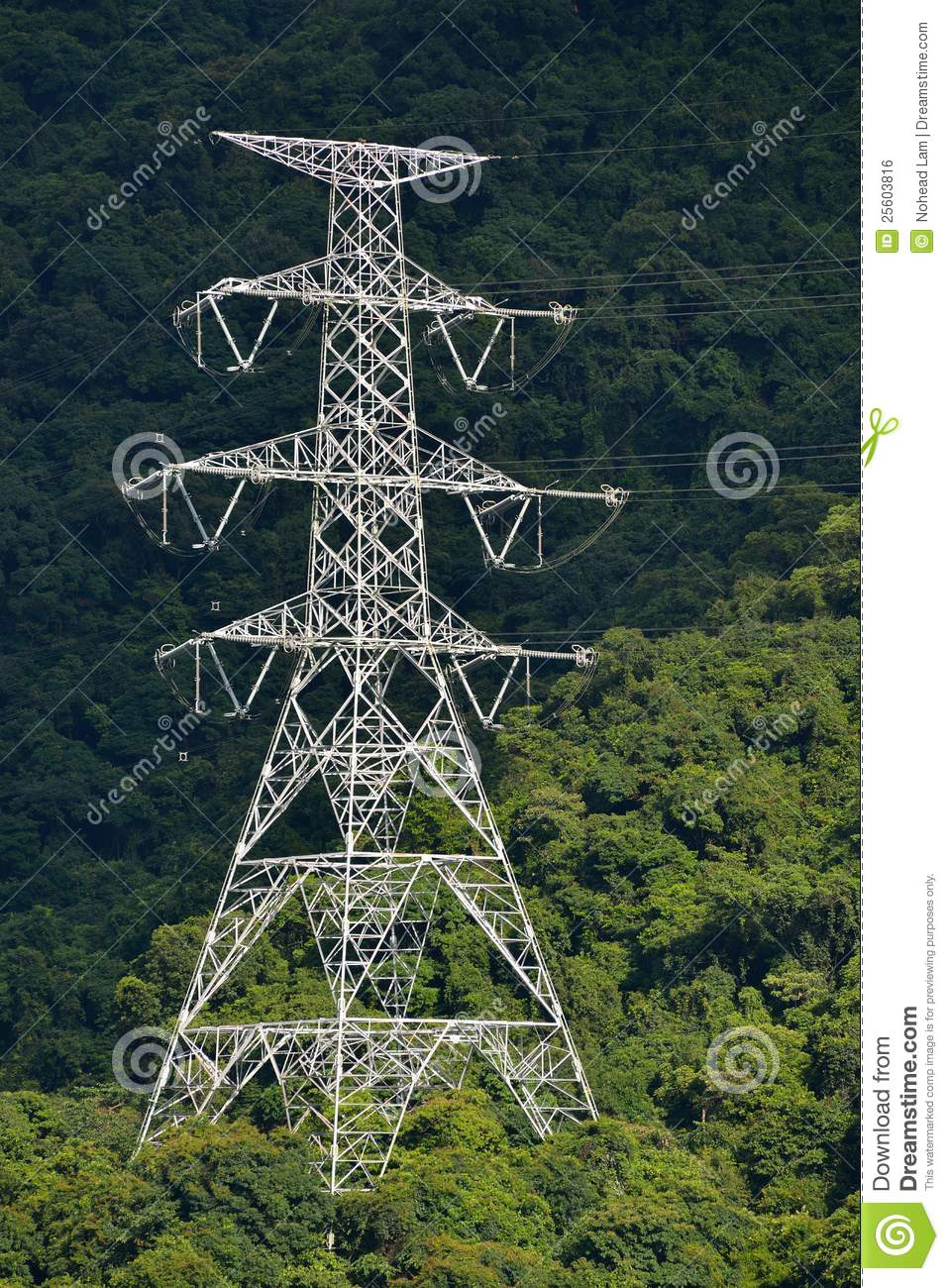 Electrical towers