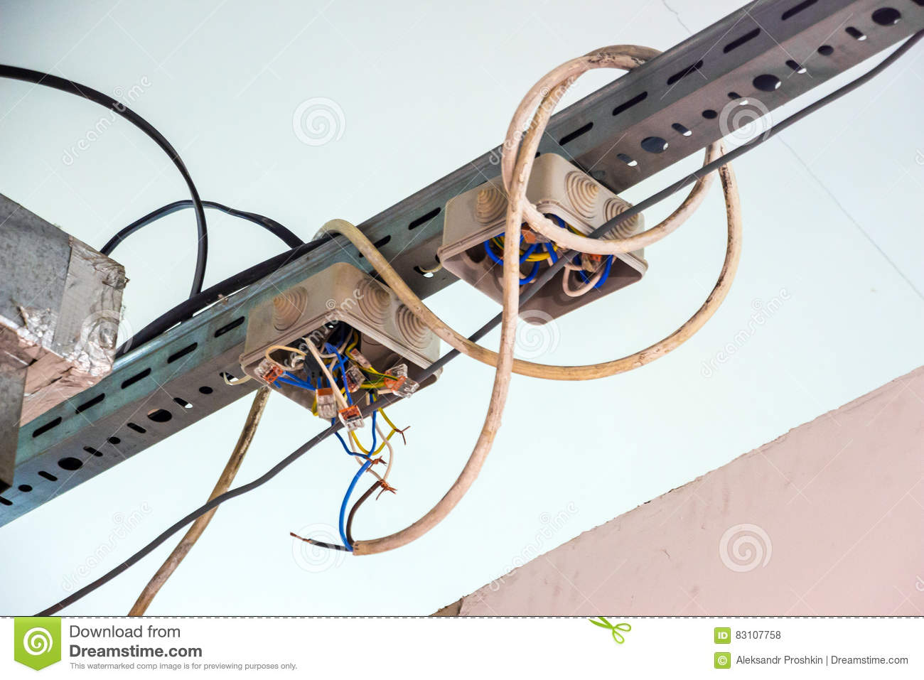 code electrical exposed violation wiring ... : electrical wiring code - yogabreezes.com
