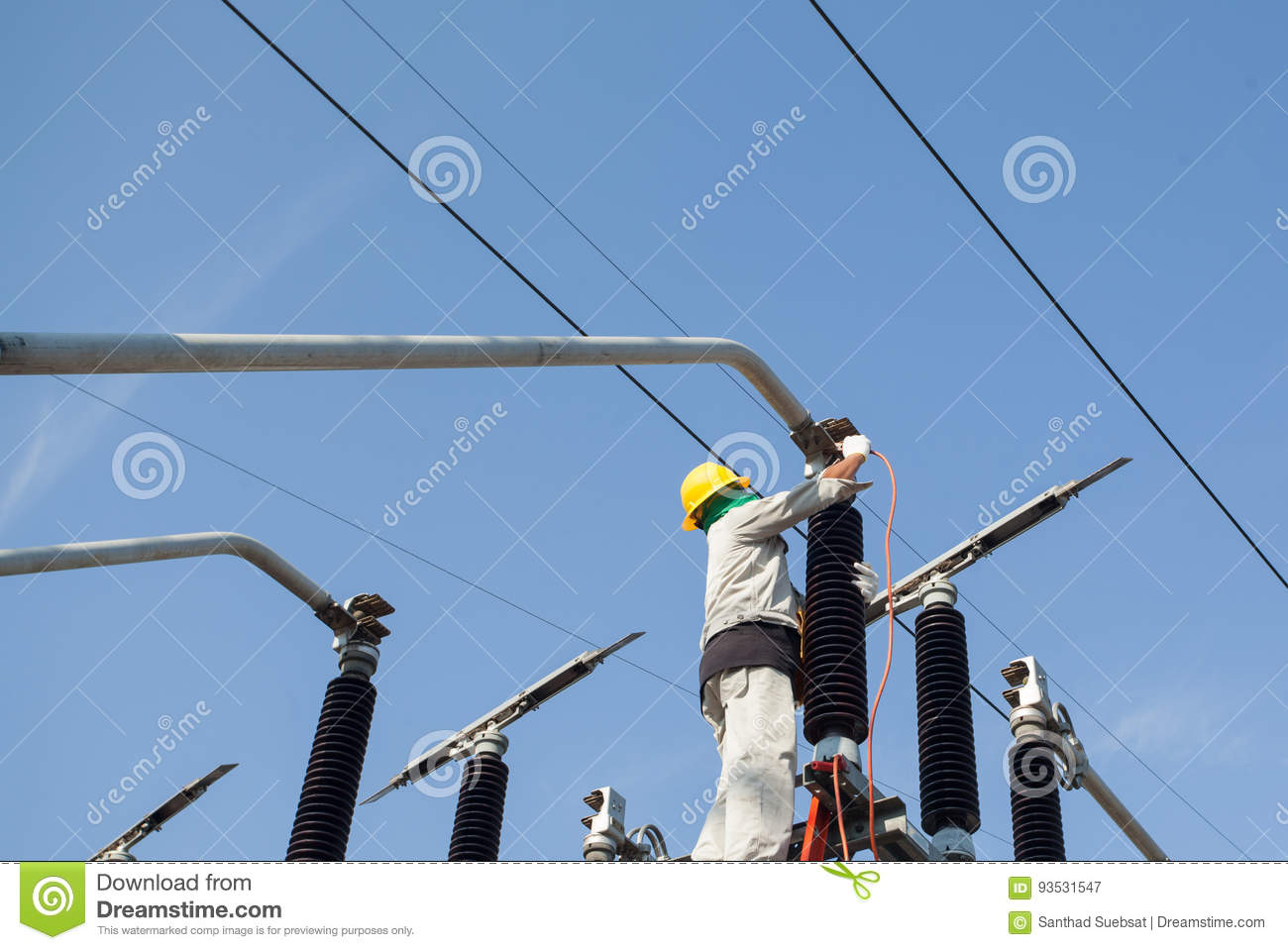 how to become high voltage electrician