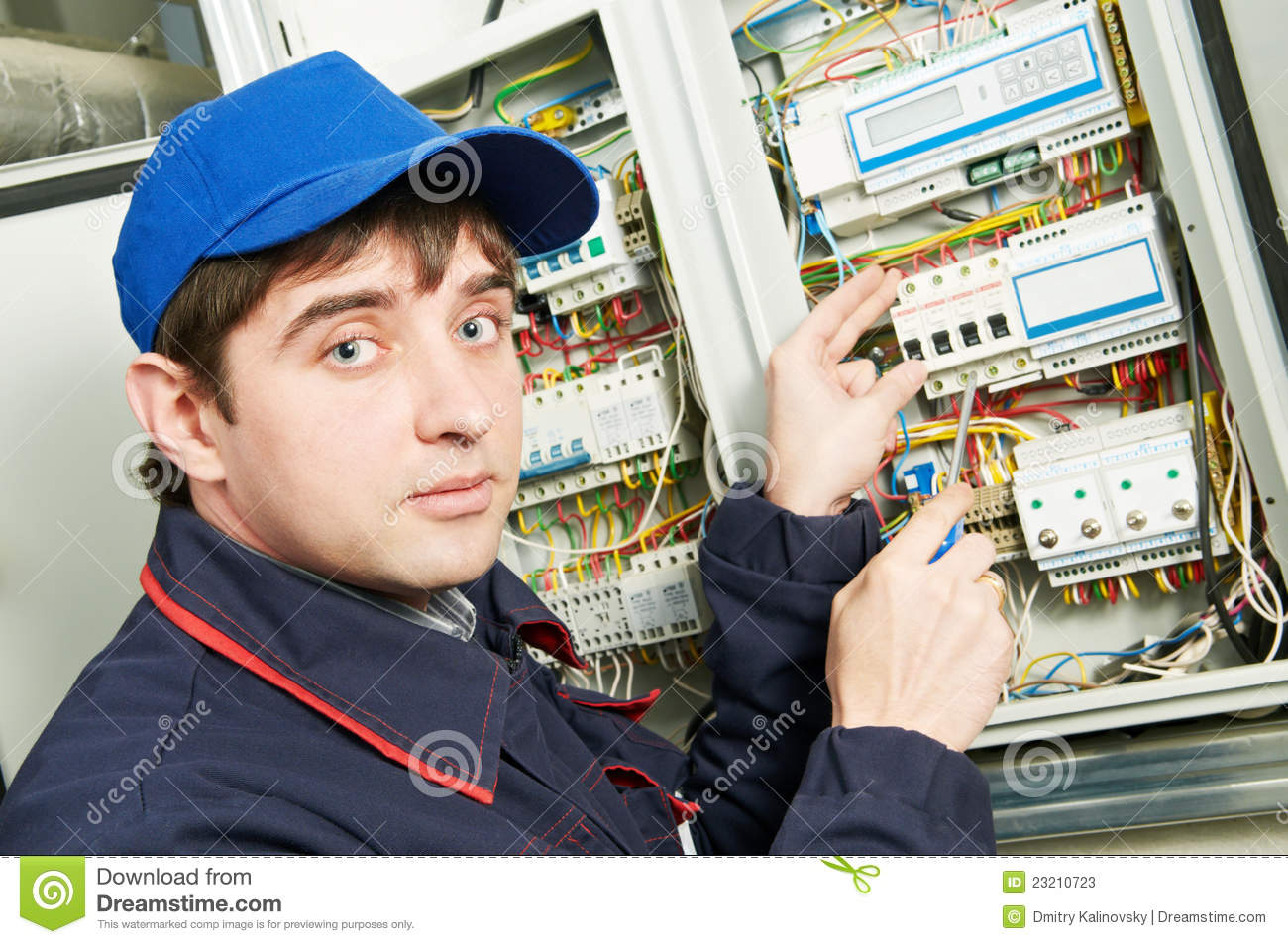 traveling industrial electrician jobs