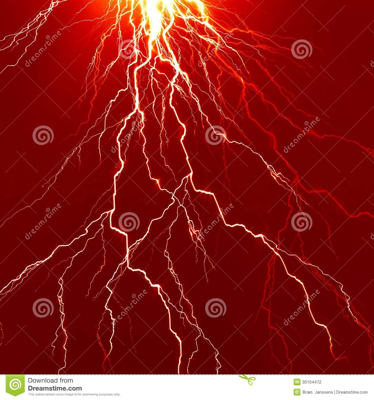 Electricity Stock Photography Image 35104472