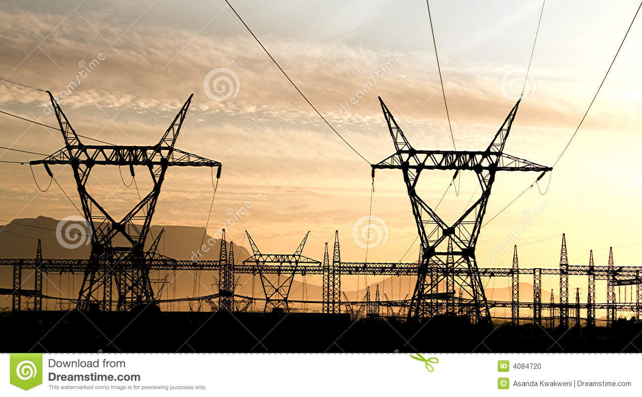 Electricity in Cape Town