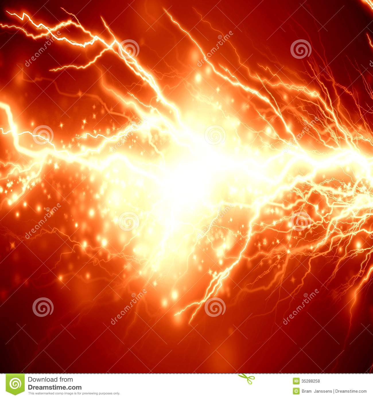 Electricity Royalty Free Stock Photos - Image: 35288258