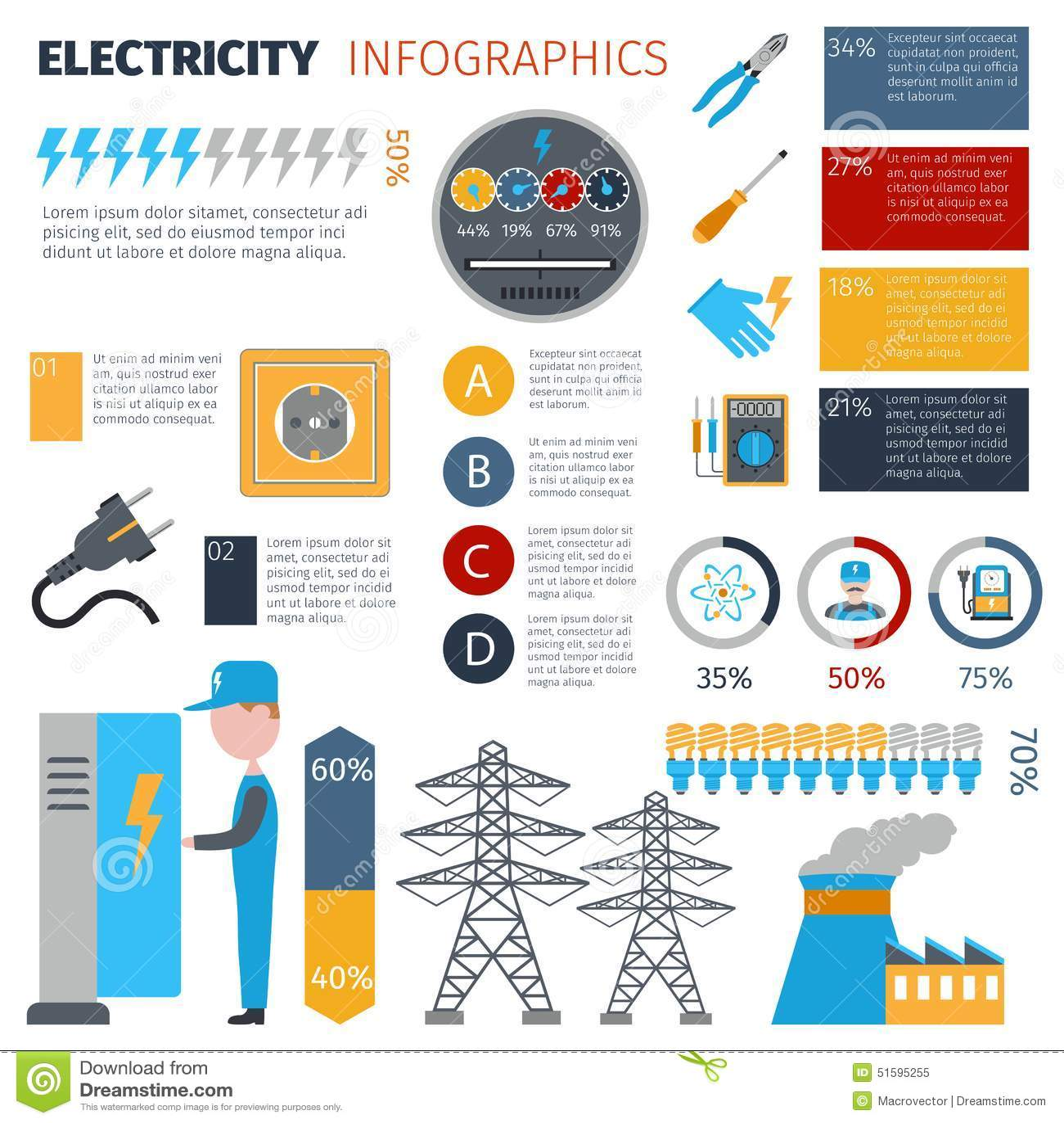 Electricity Generation Vector