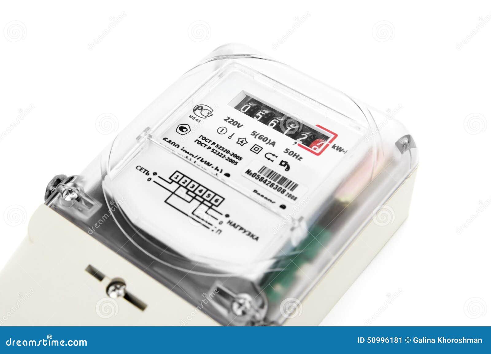 Power Meter Cartoon : Electricity meter royalty free stock photo cartoondealer