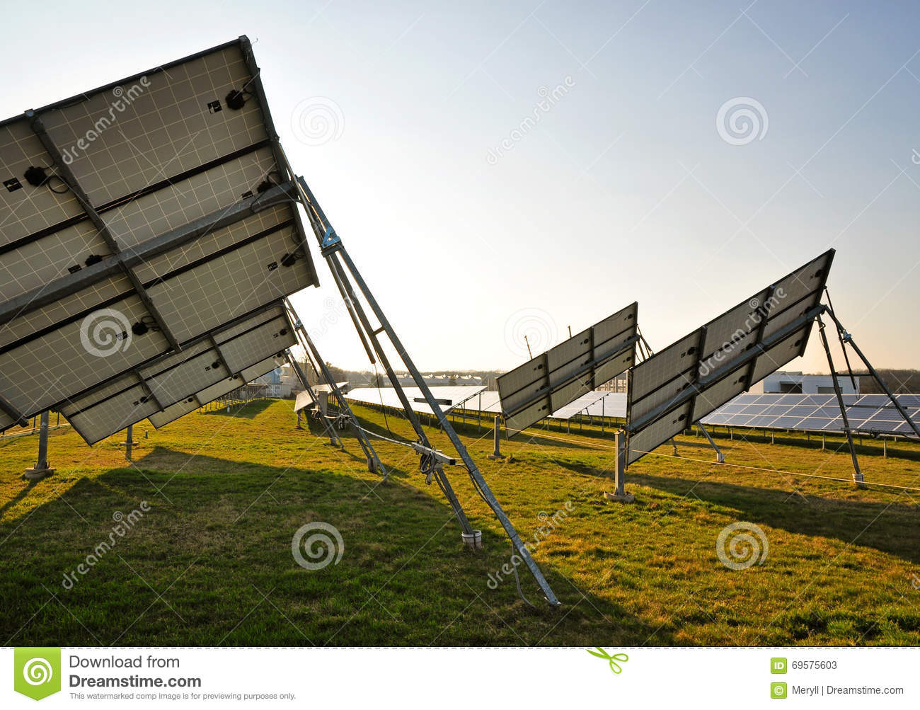 Photovoltaic plant power-station