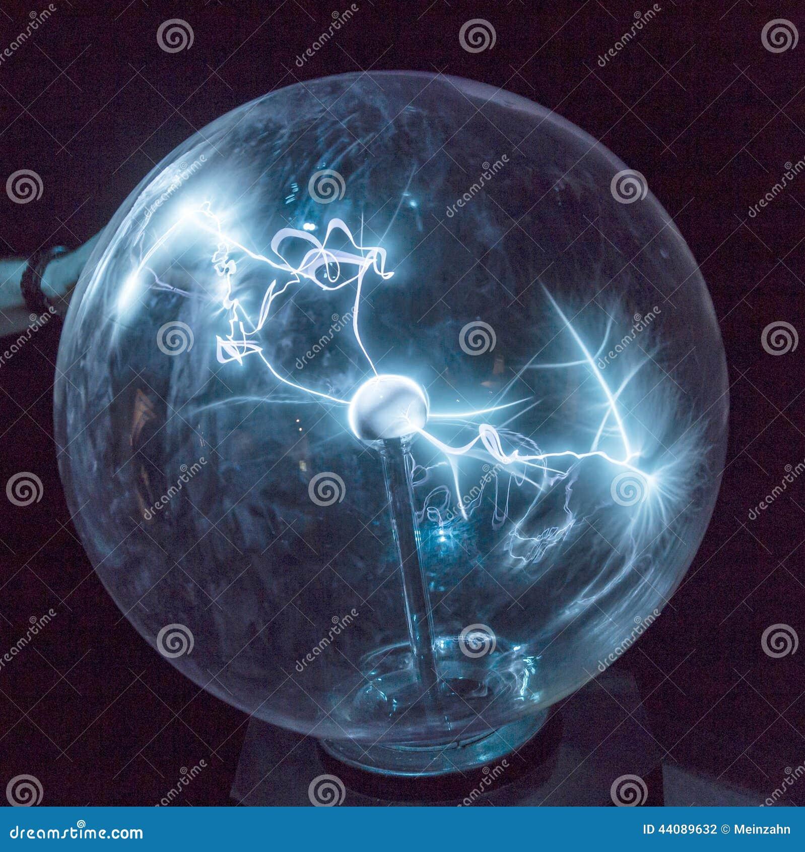 how to create a plasma ball