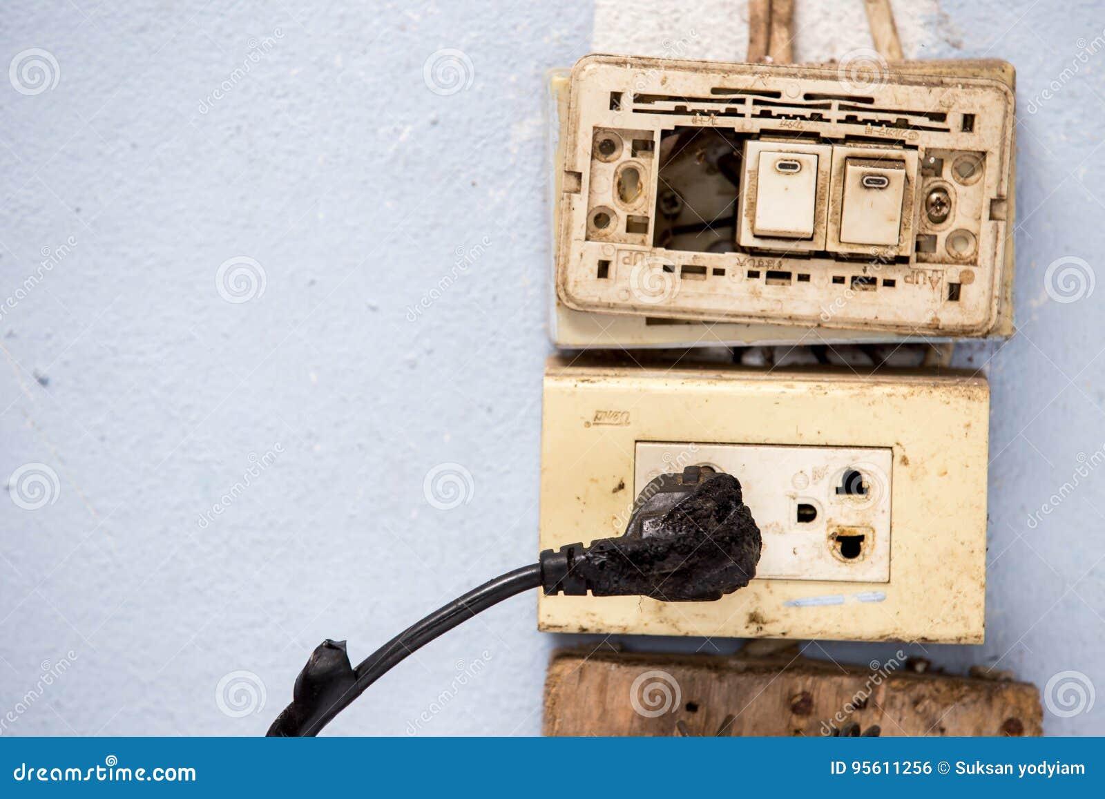 Electricity short circuit