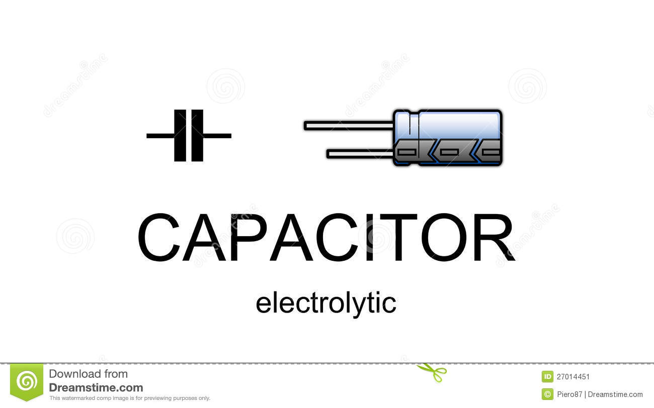 Basic Electronic  ponents furthermore File Polarized capacitor symbol GOST as well Arduino Boost Converter Connecting Load Makes Converter Non Functional in addition Capacitr also Electric Schematic Diagrams. on capacitor schematic symbol