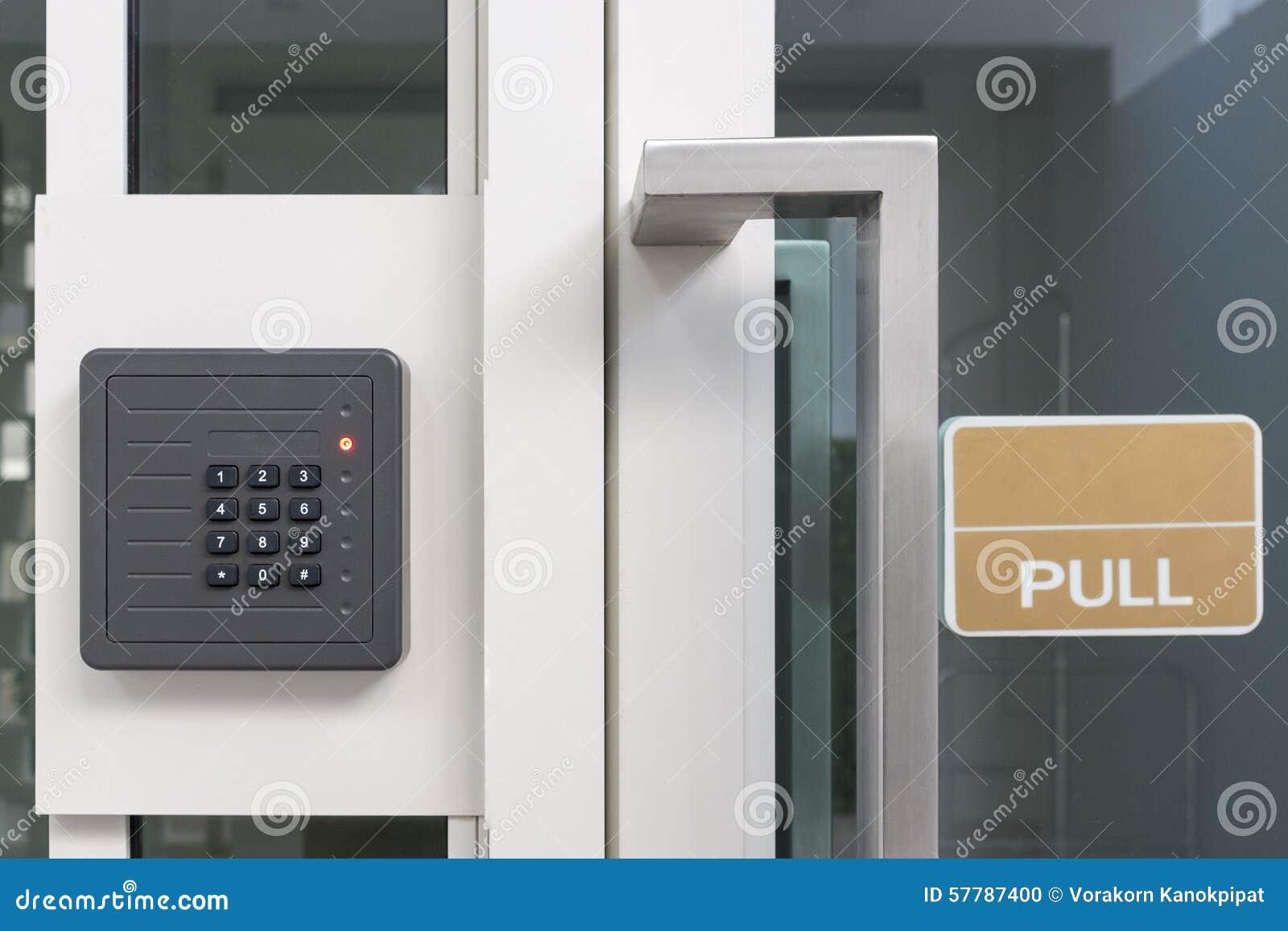 Access control stock image 57283519 for Door access controller
