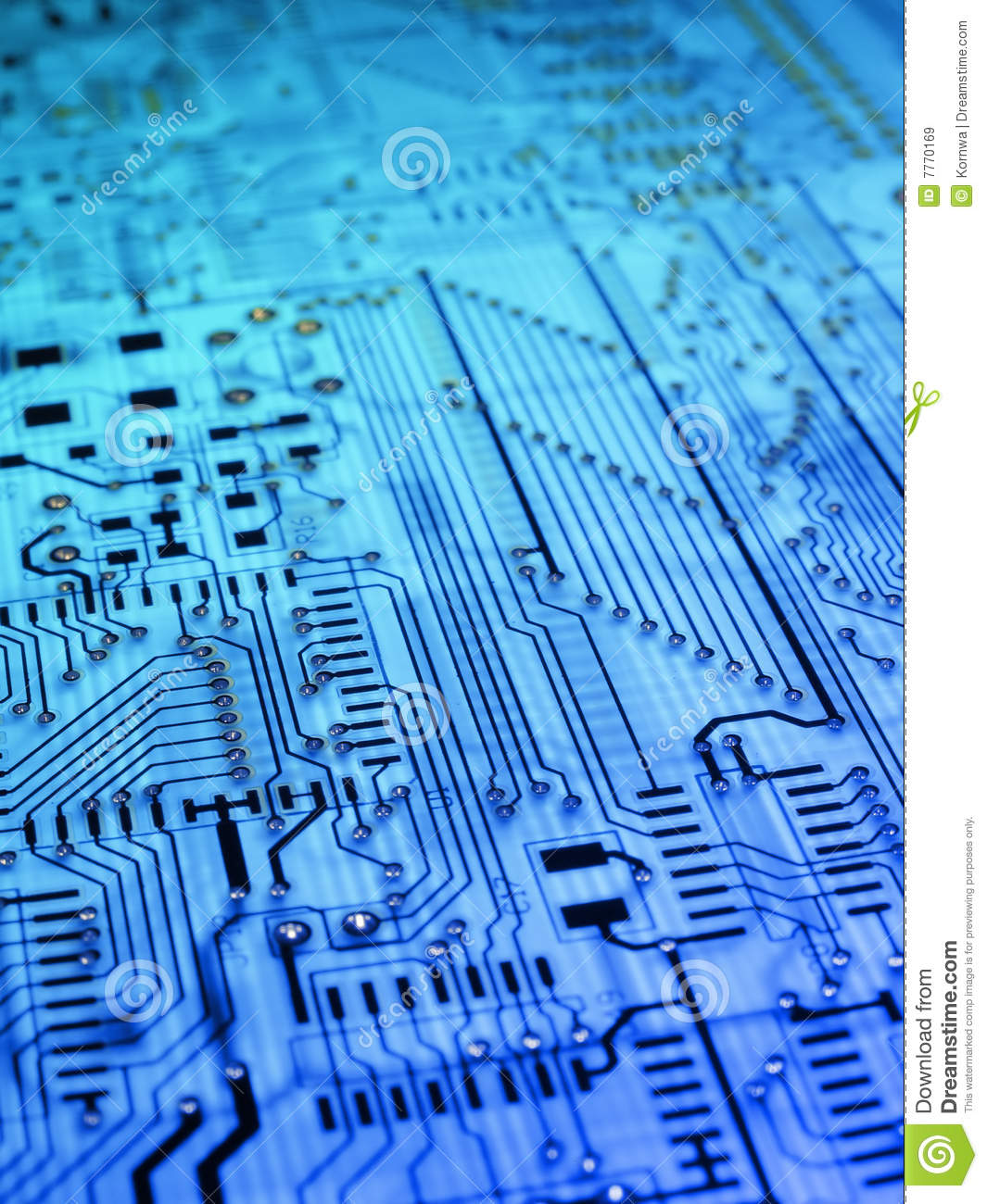 Electronic Board Stock Image Of Design Patterns 7770169 Circuit Assembly Buy Circuits Boardcircuit