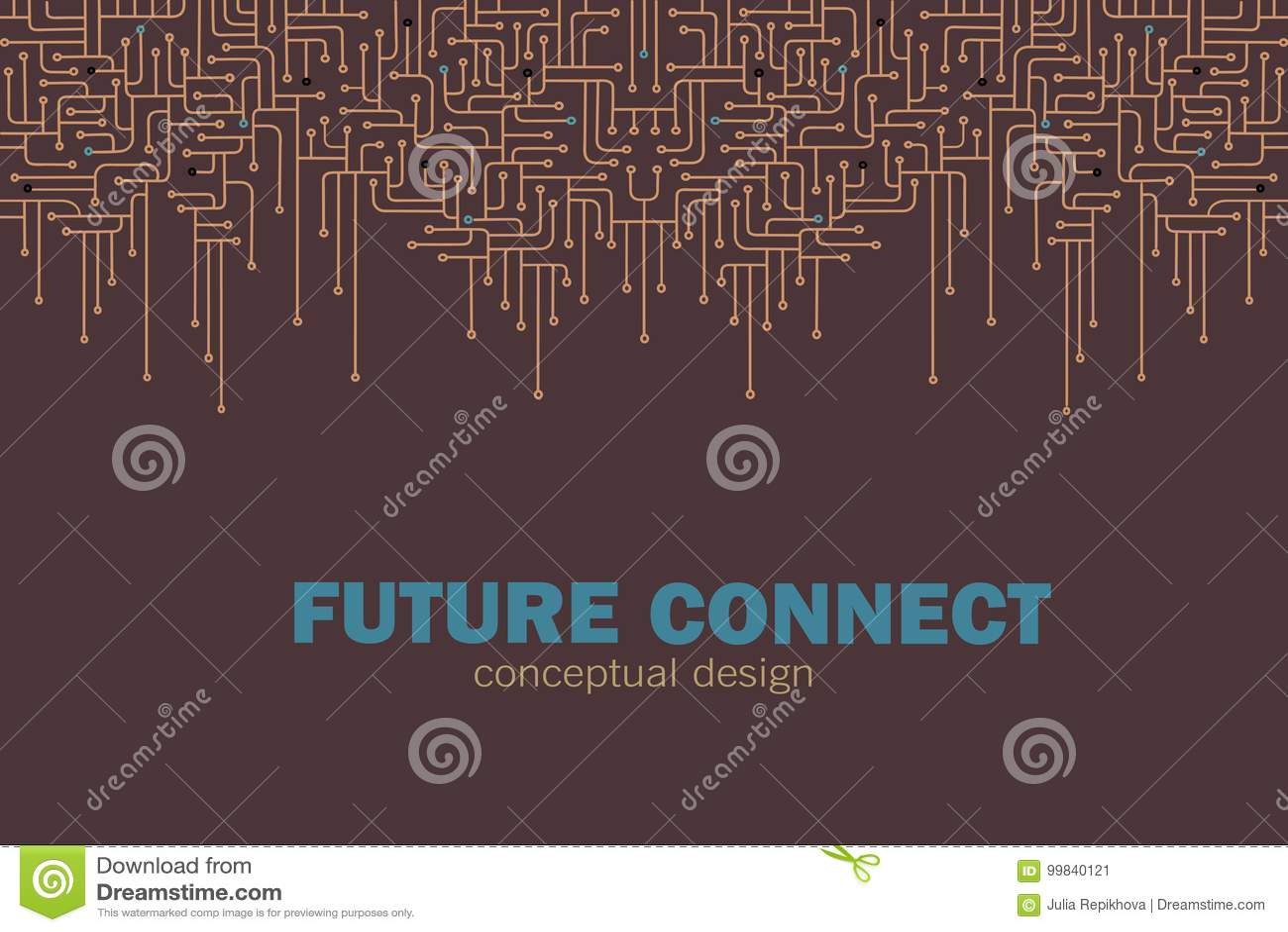 electronic circuit background spu circuit lines design futureelectronic circuit background spu circuit lines design future concept