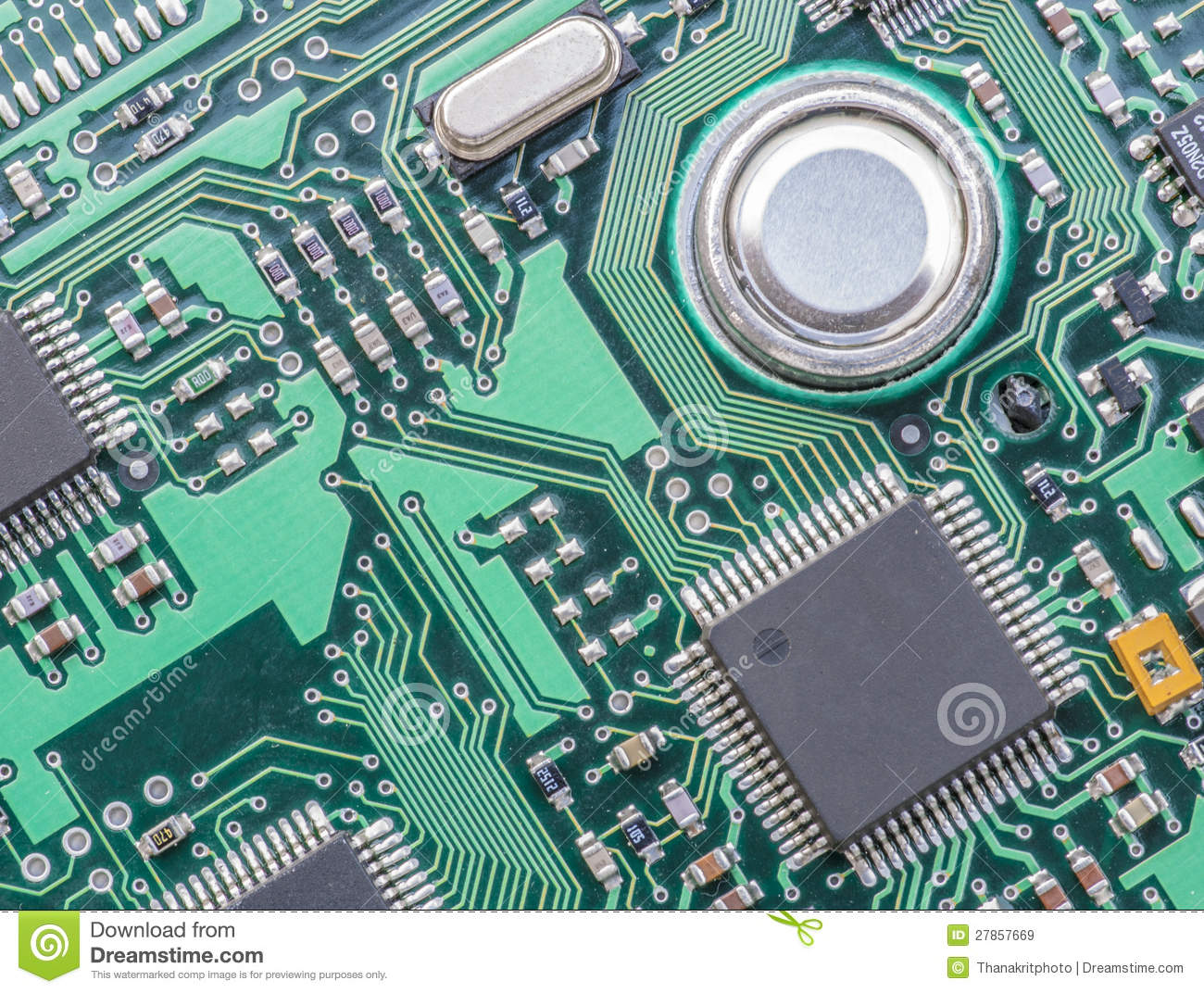 electronic circuit board royalty free stock images image