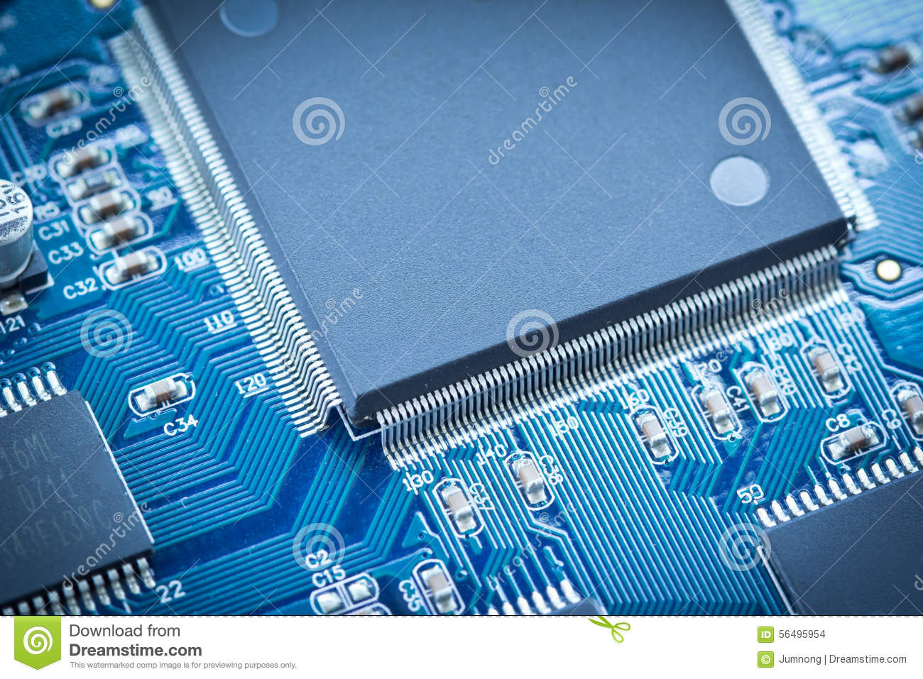 Mother Board 49816799 likewise Red Circuit Board On A Black Background Image 1923330 furthermore Embedded  puter as well 2014 12 Germanium Silicon Cmos Devices together with Microcontroller. on integrated circuit computer