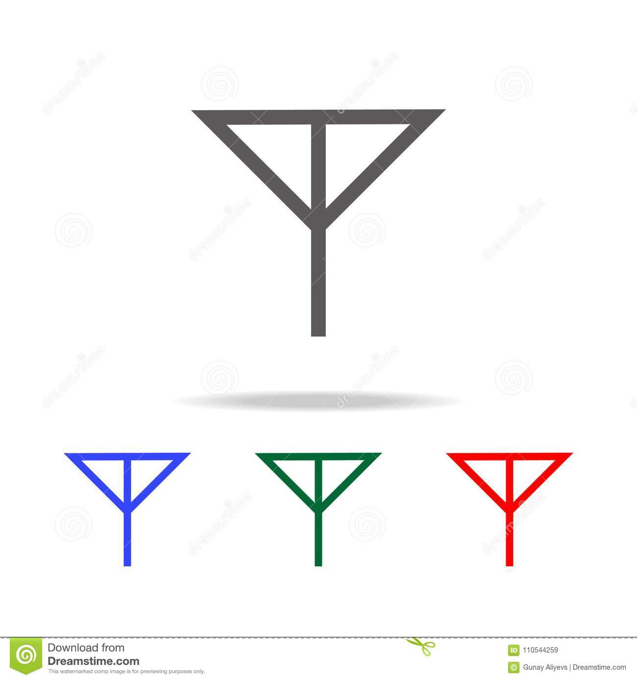 Fine Electronic Signs And Symbols Collection - Electrical Diagram ...