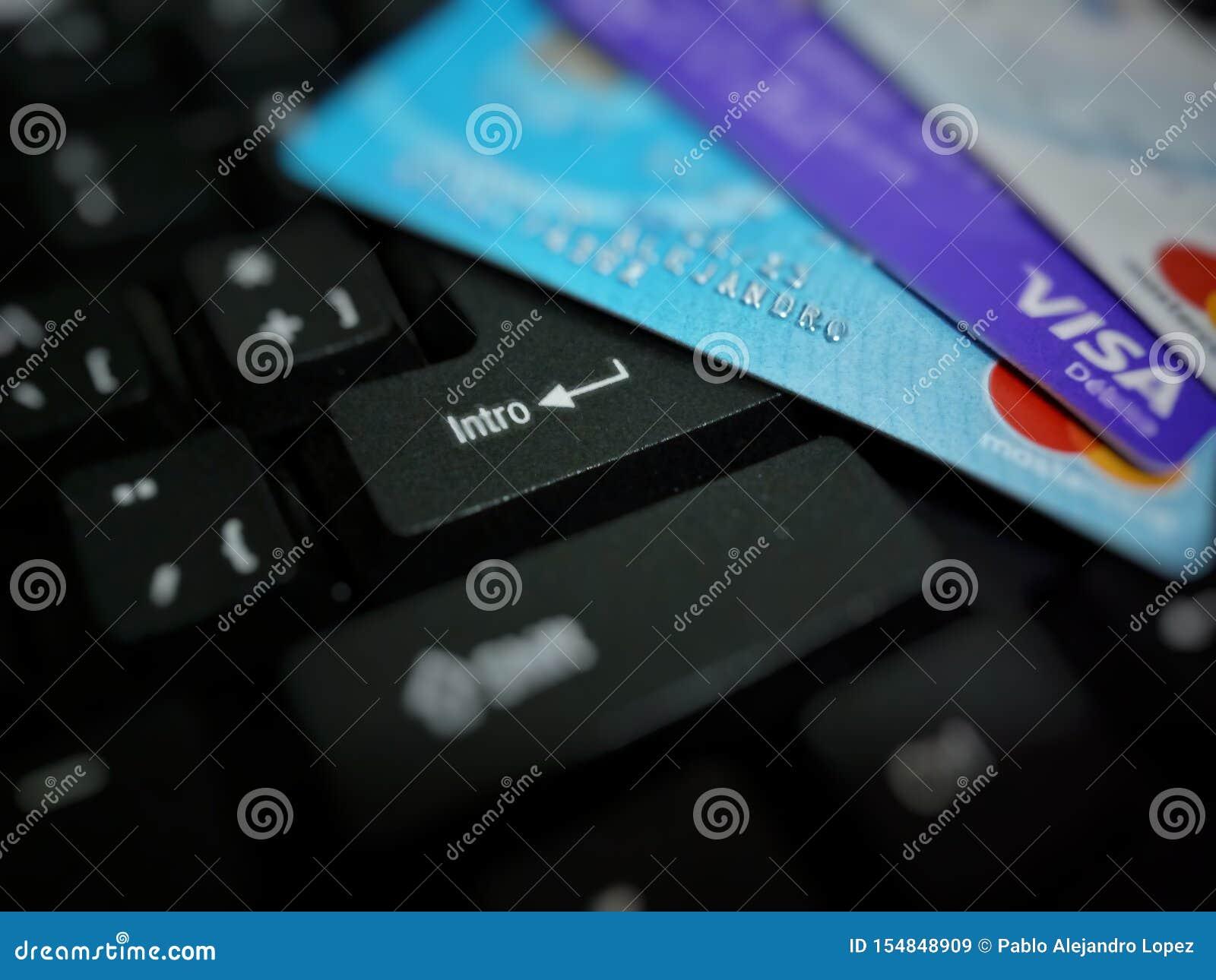 Card, credit, debit, commerce, electronic, market, online, line