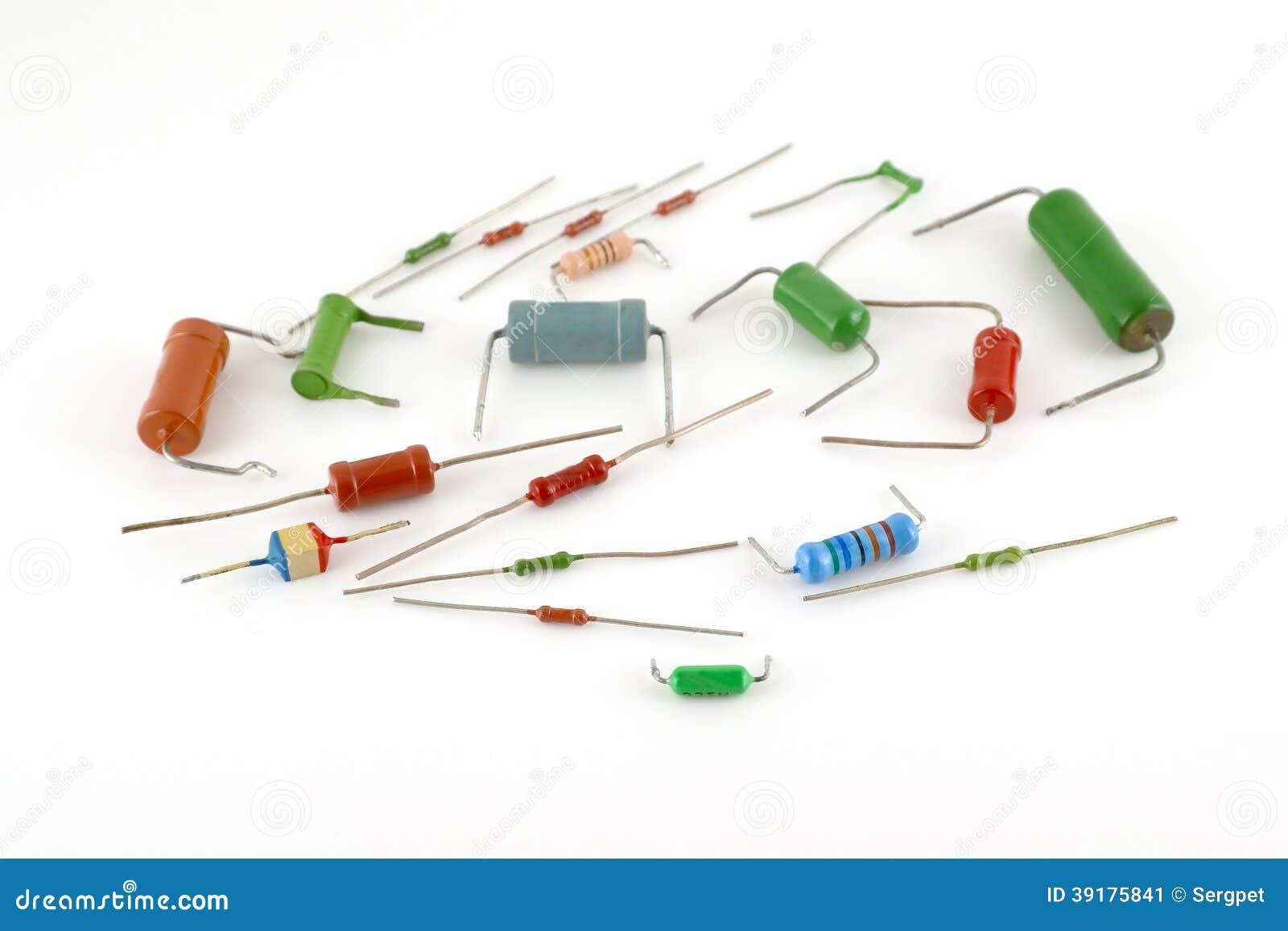 electronics components resistors 28 images basic