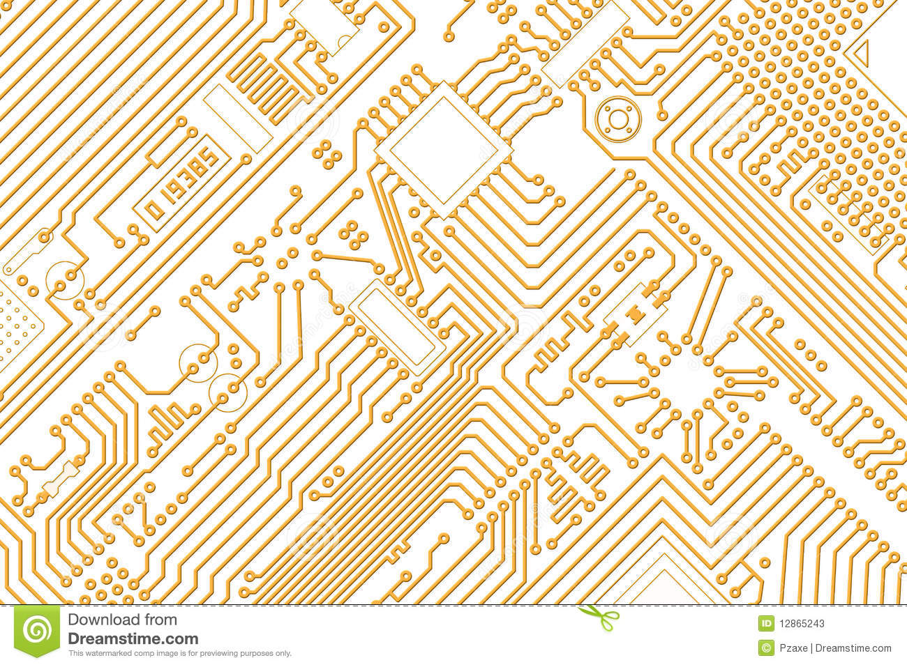 electronic graphics golden
