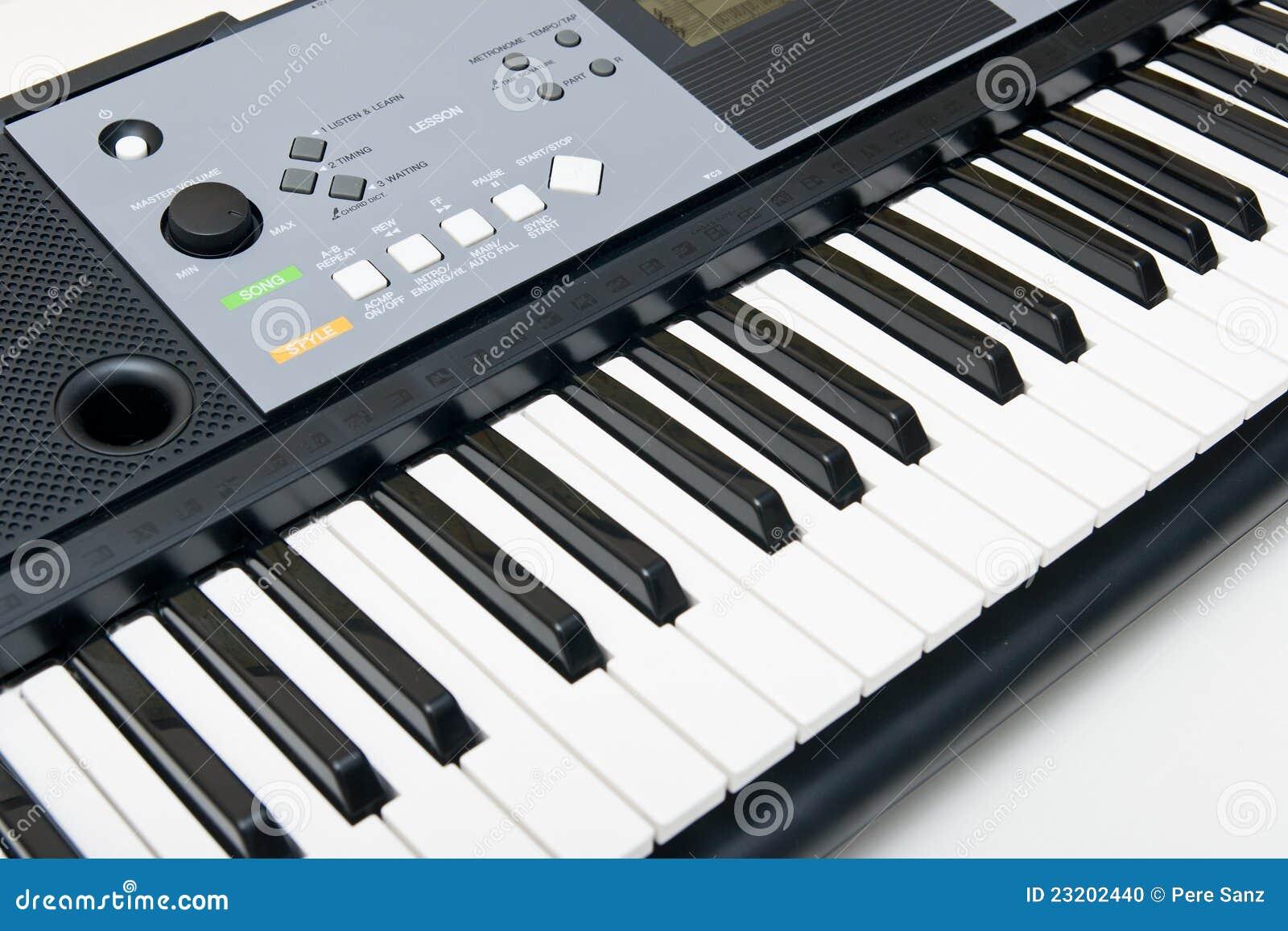 Electronic keyboard no sound 2014