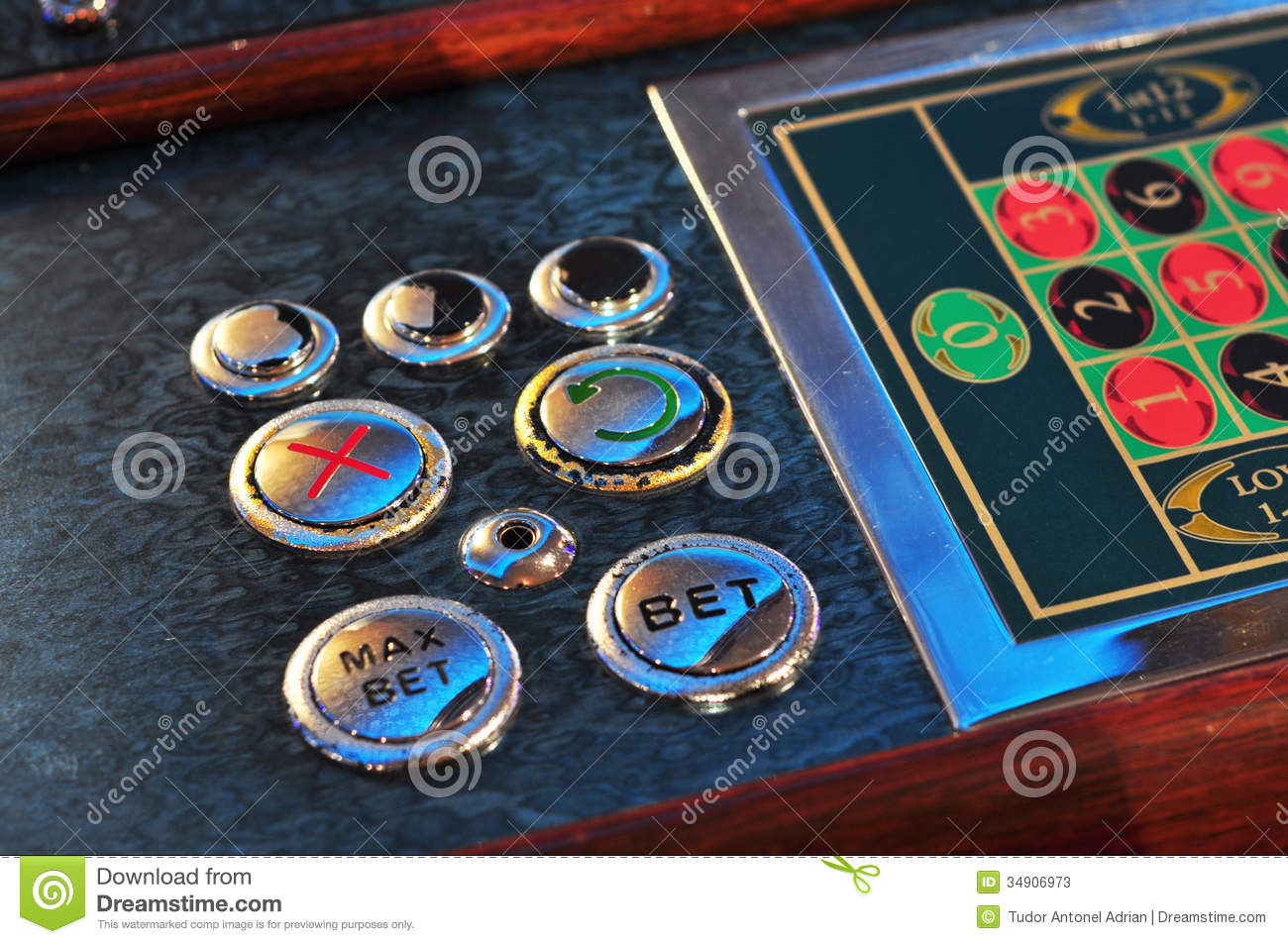 Electronic Roulette