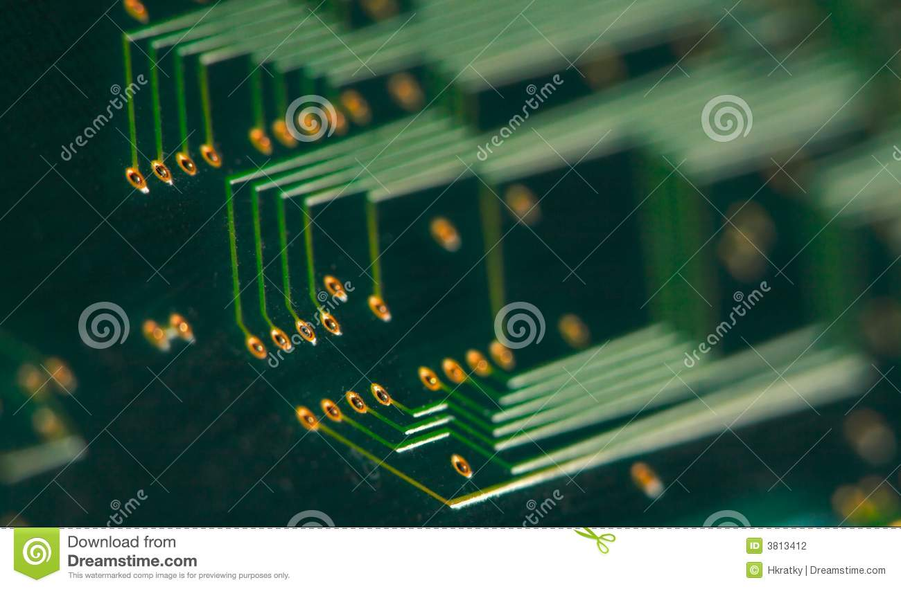 Circuit Board Back