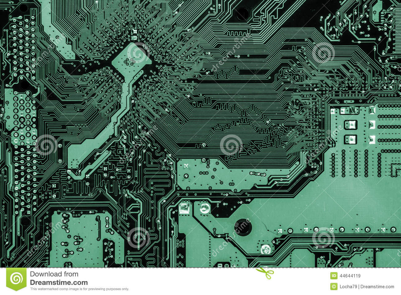 Electronics Stock Image Of Chipset Factory Casket 44644119 Electronic Integrated Circuit Chip Royalty Free Photo