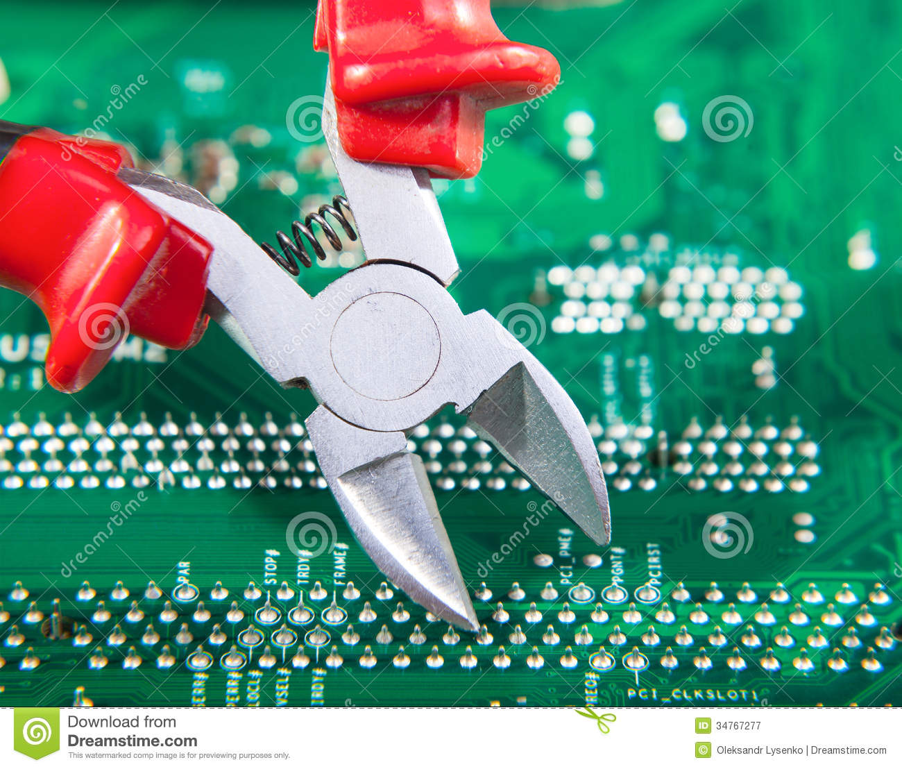 electronic repair business plan