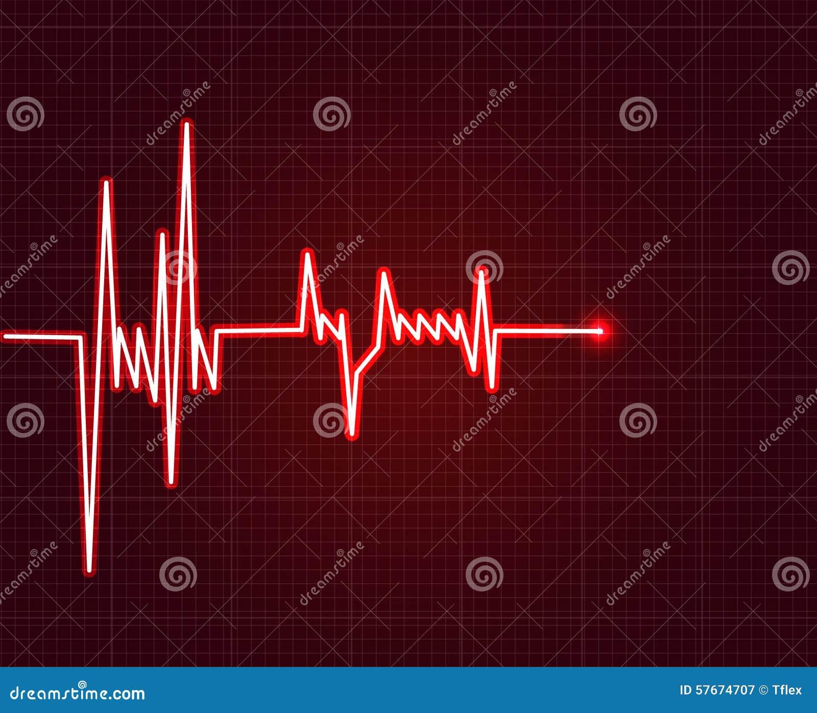 Electrowave kierowy rytm, kardiogram Puls ikona