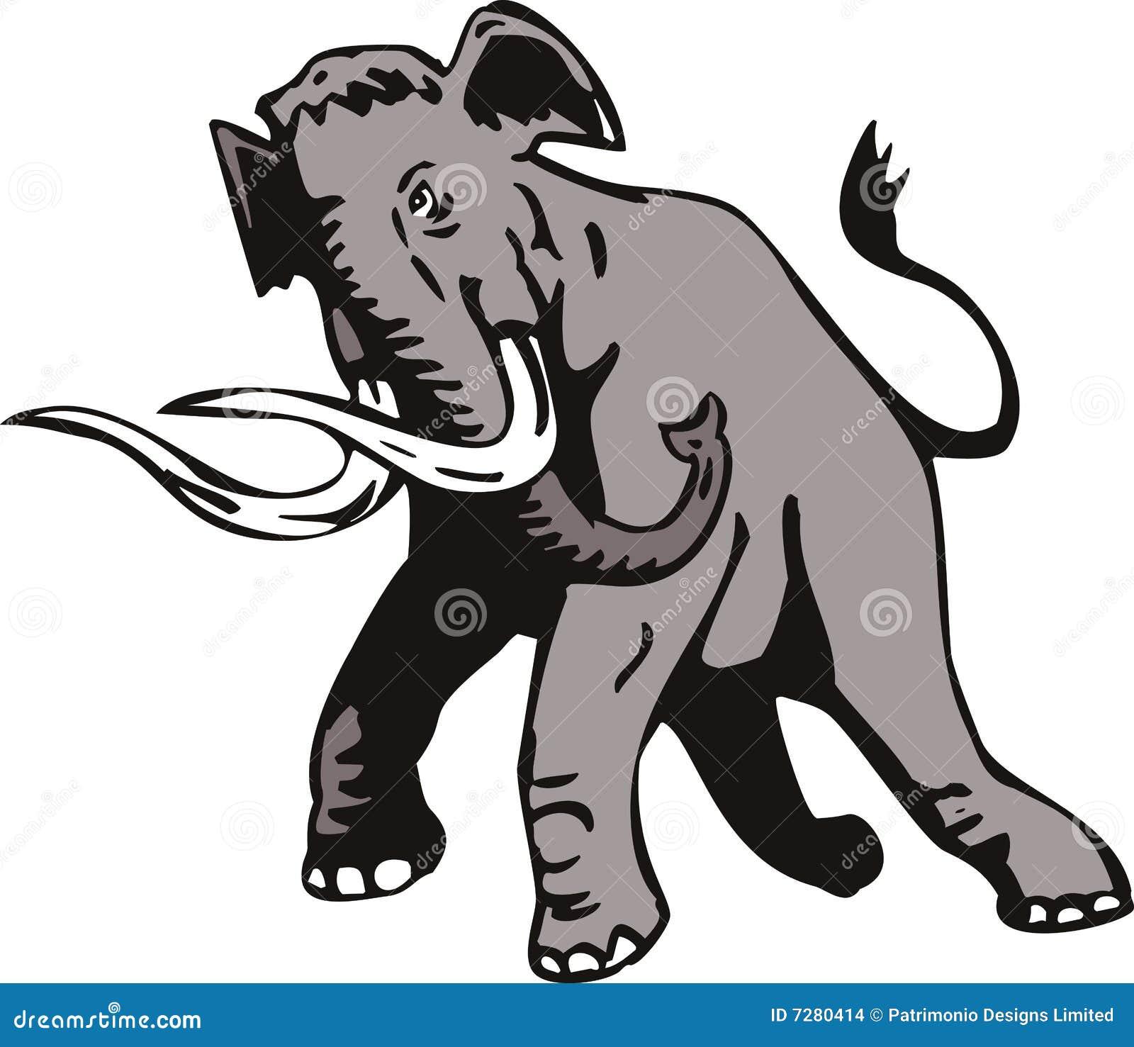 Elefante gigantesco