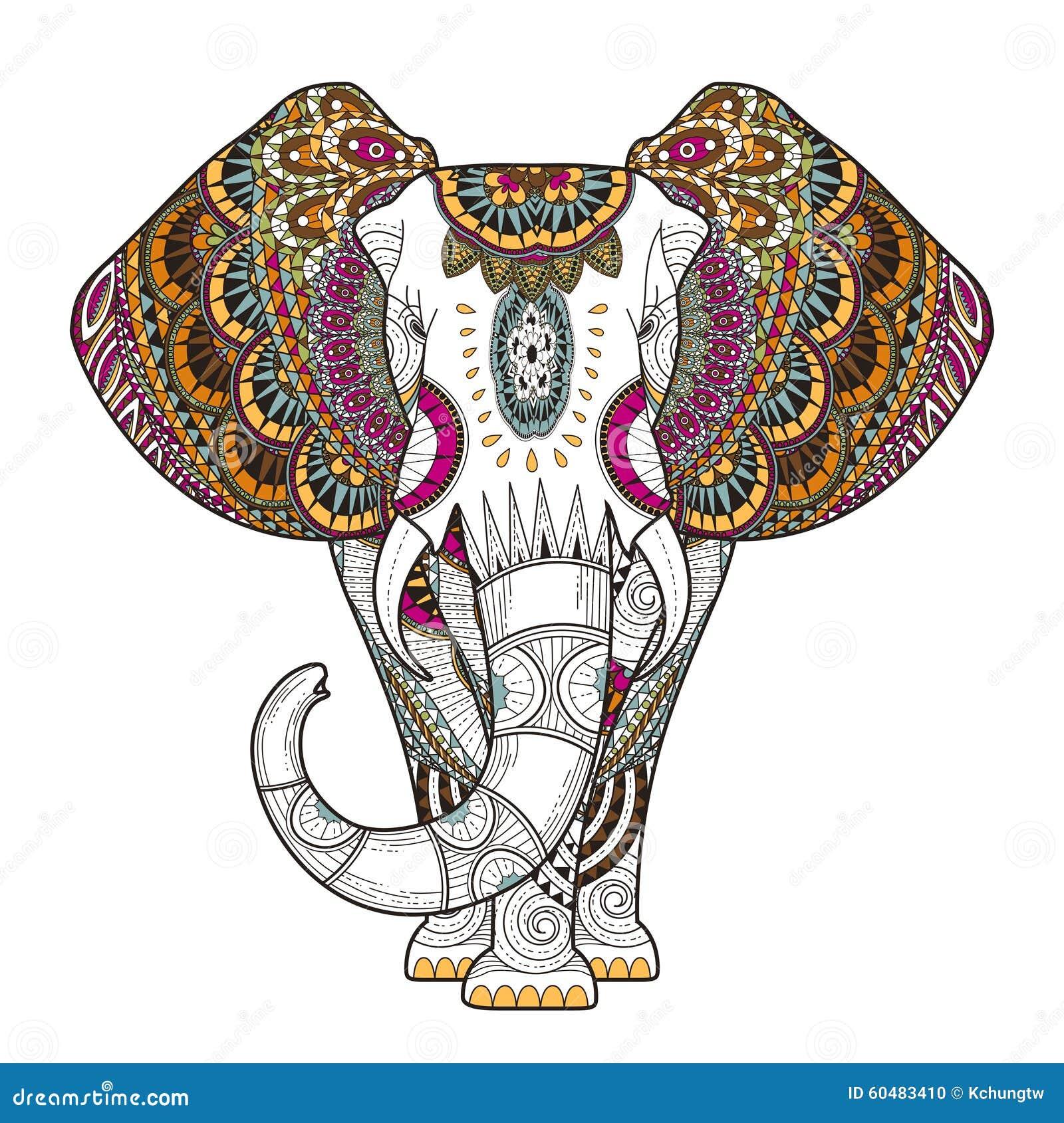 Elefante grazioso
