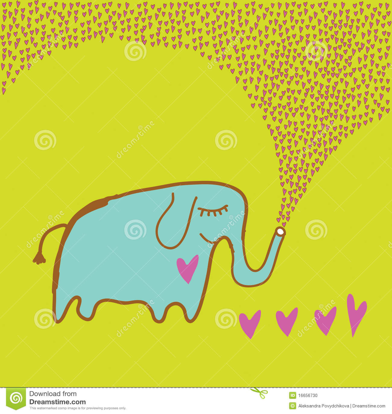 Elefante no amor