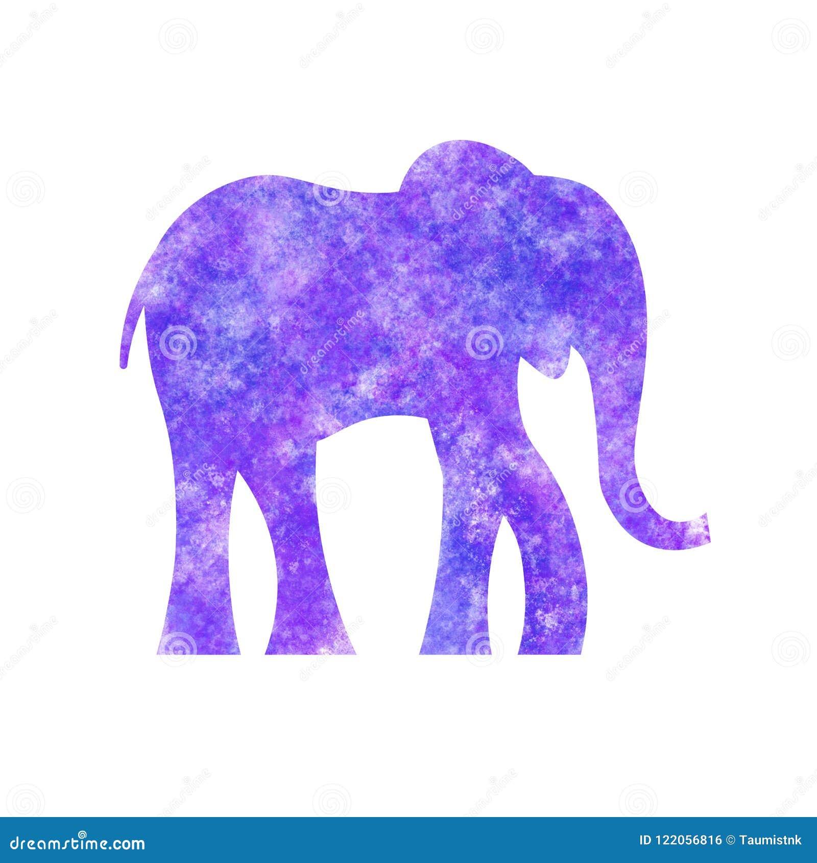 Elefante texturizado