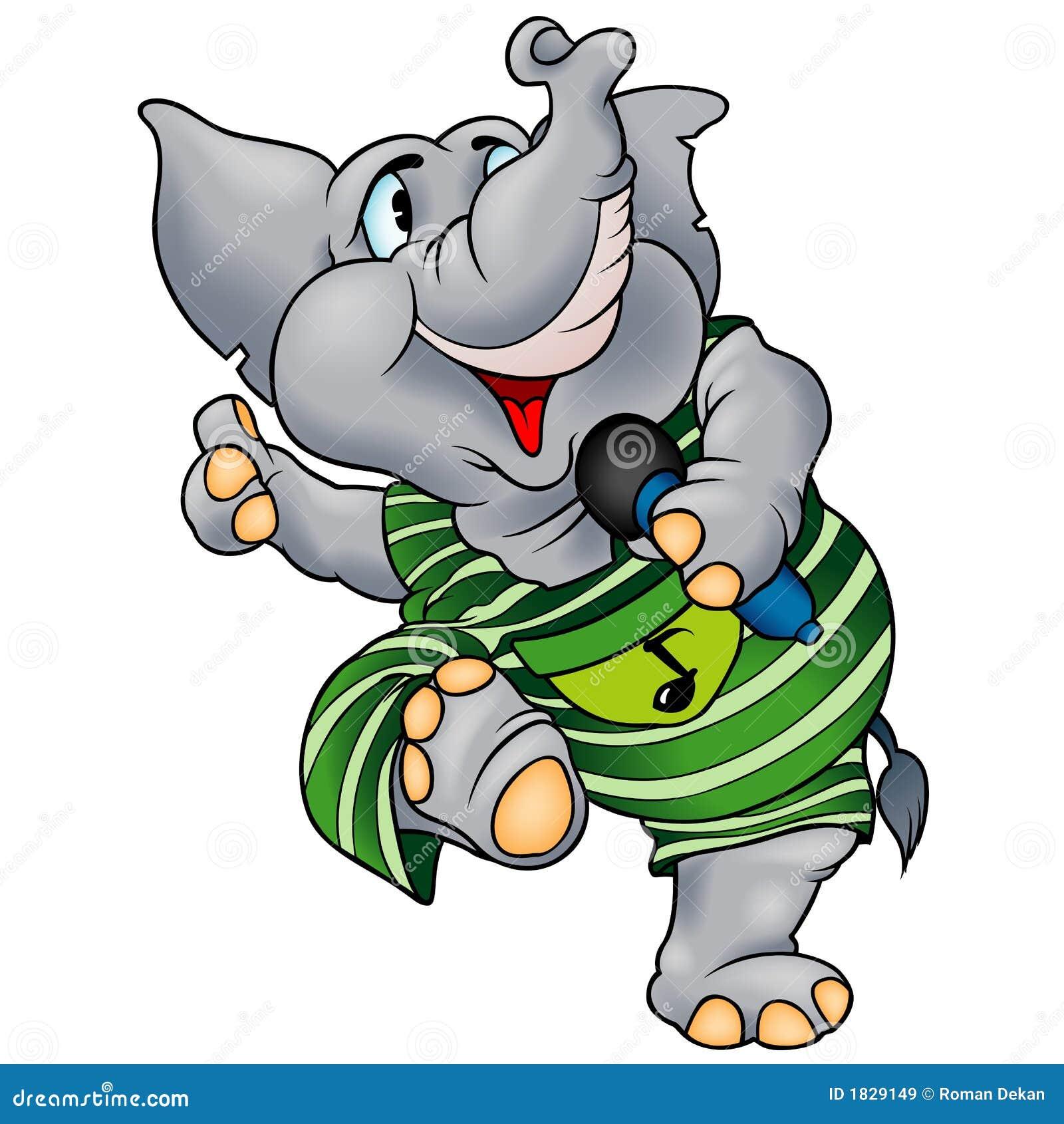 Elefantmikrofon