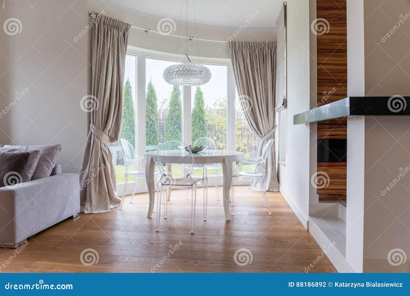 Elegancka łomota przestrzeń