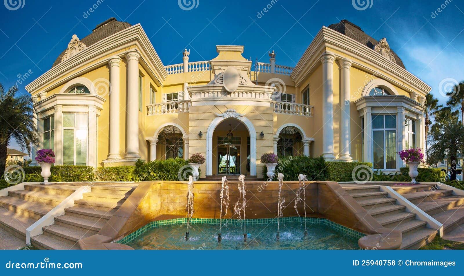 Elegancki dom.