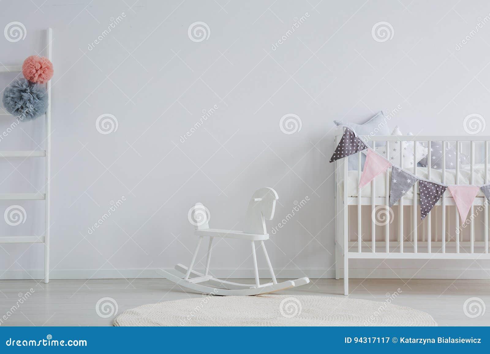 Elegancki dziecko pokój