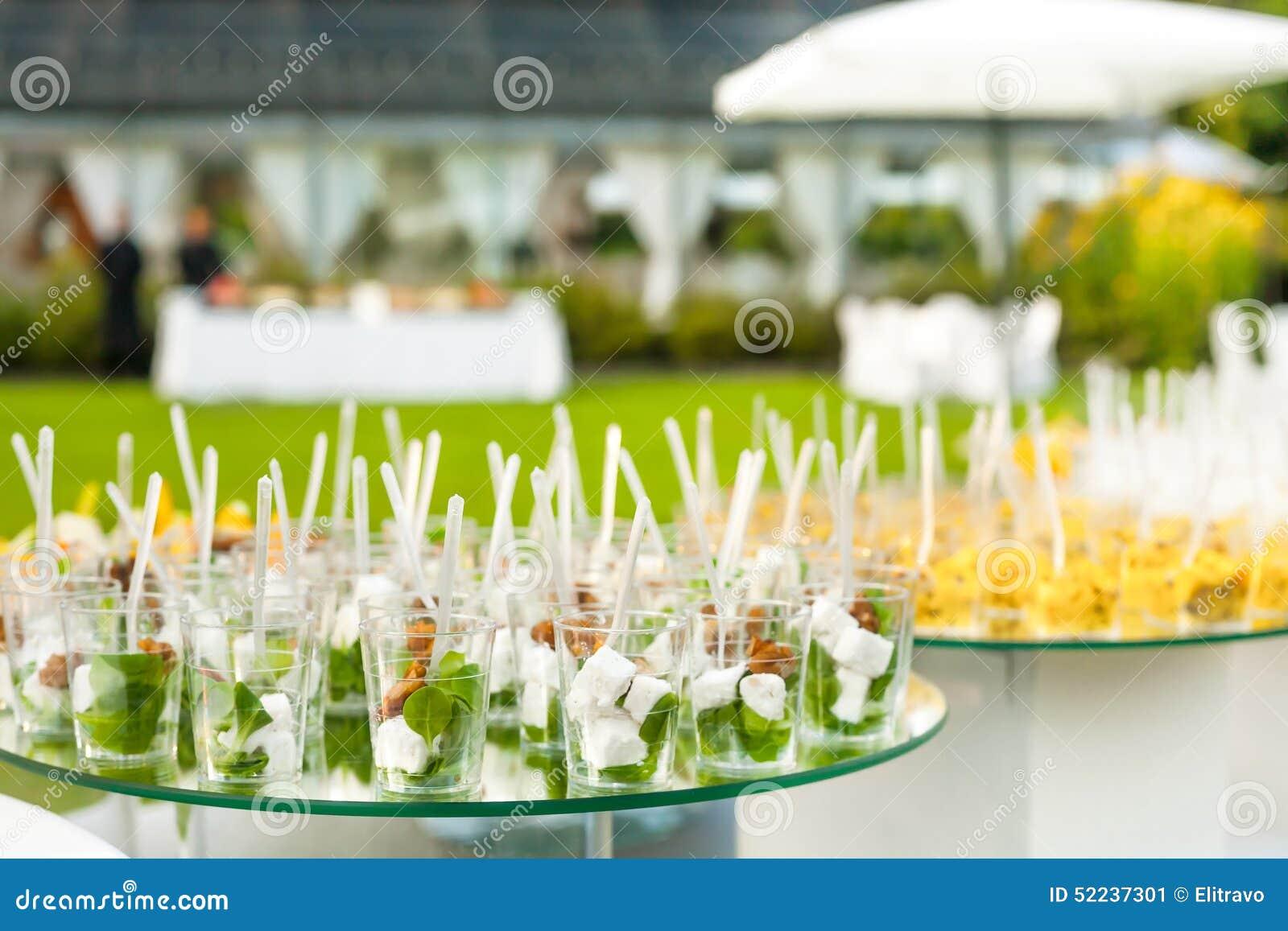 elegant appetizers stock image image of freshness fresh 52237301