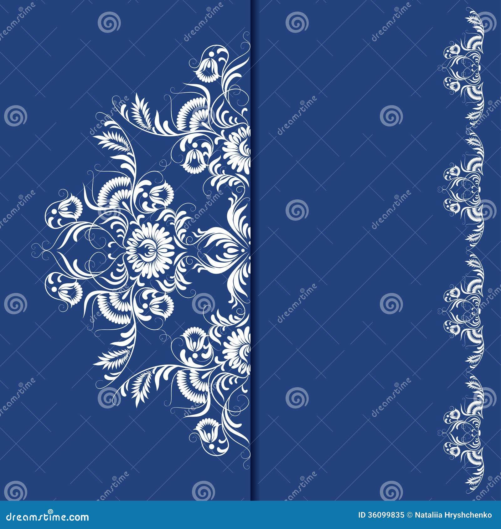 elegant filigree background with - photo #10
