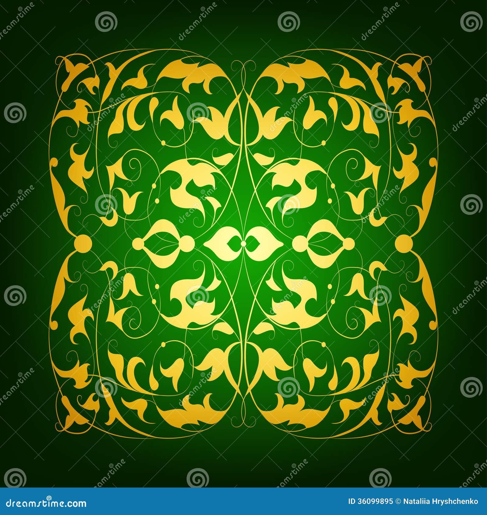 elegant filigree background with - photo #7