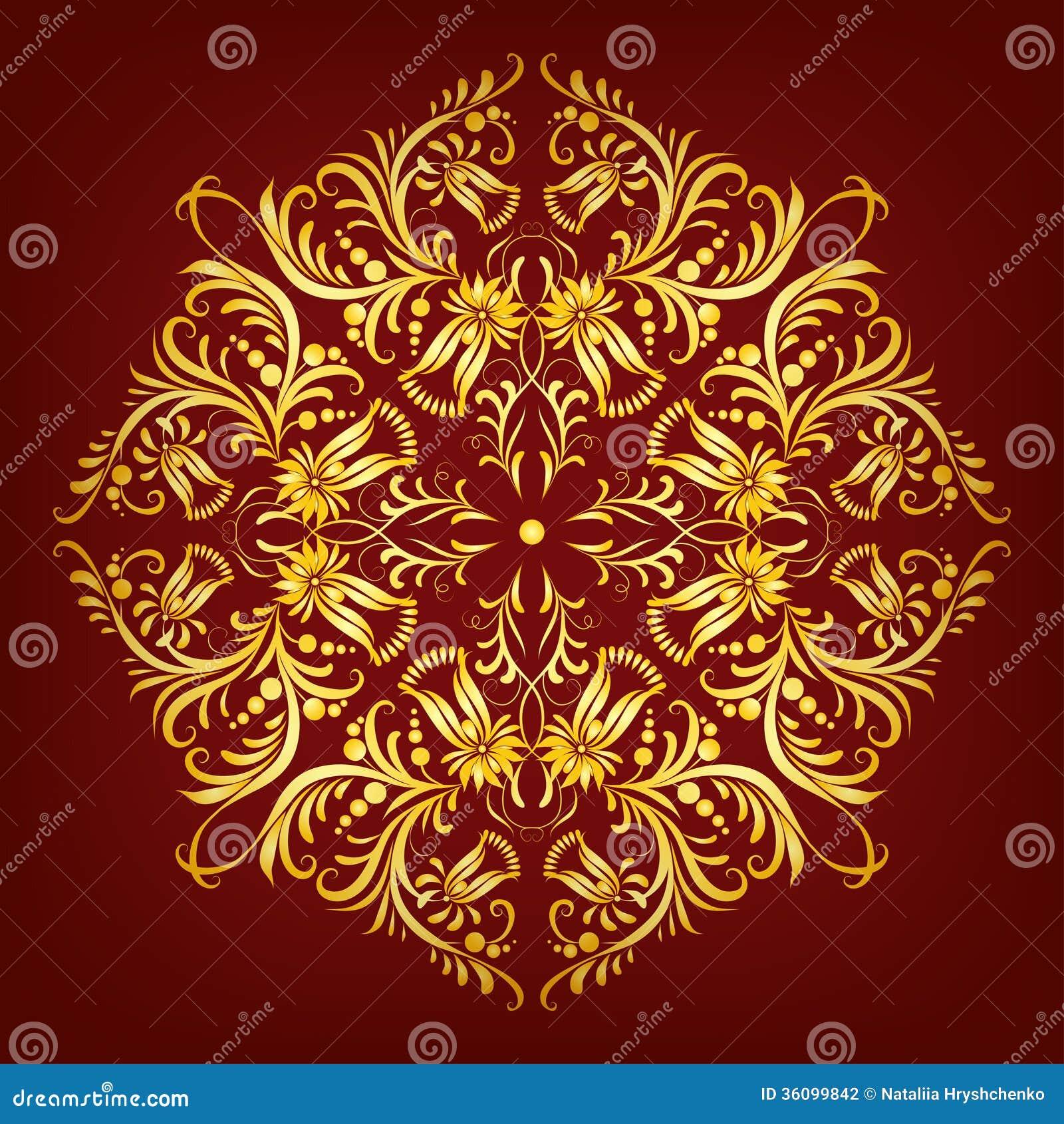 elegant filigree background with - photo #3
