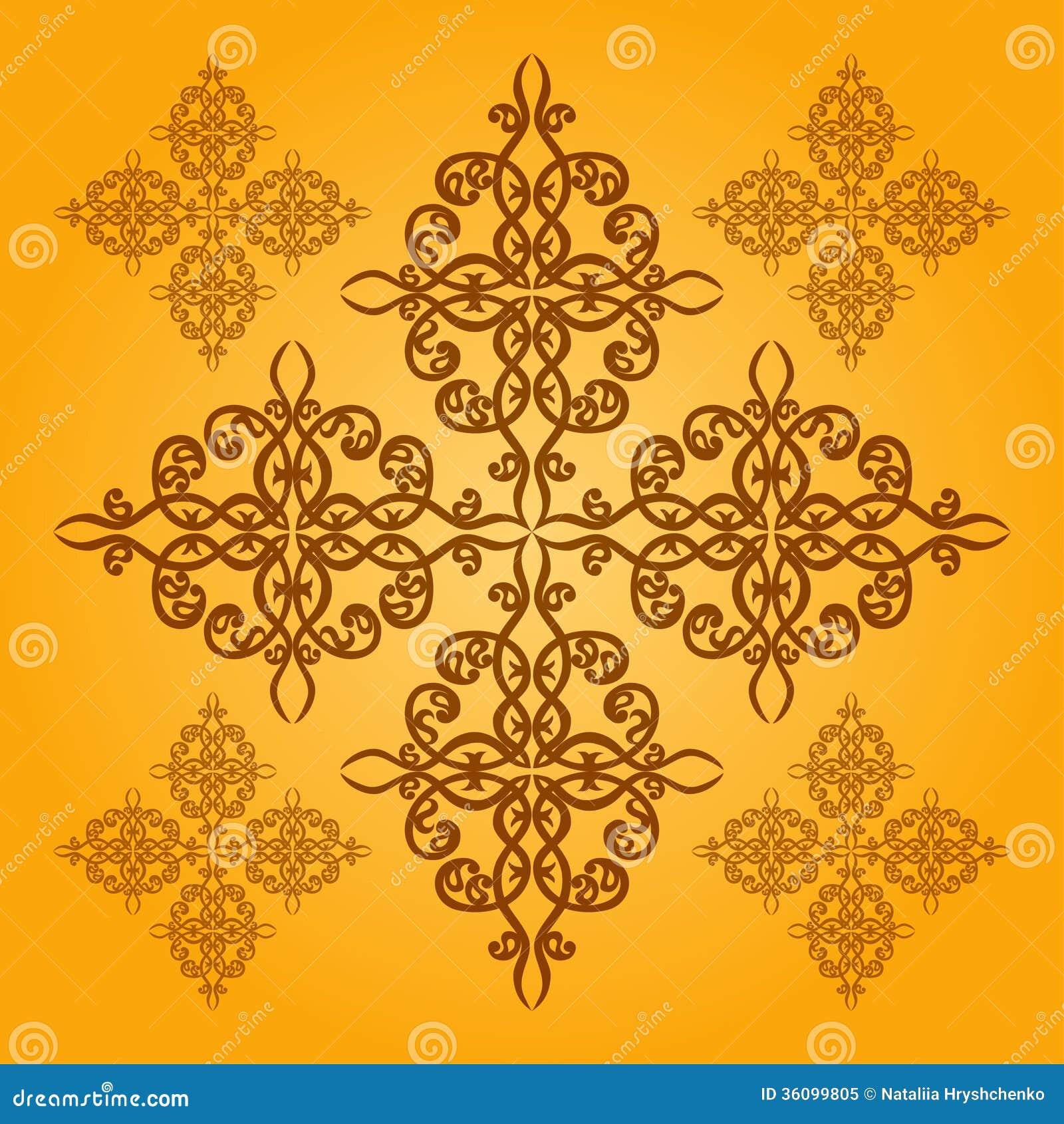 elegant filigree background with - photo #5