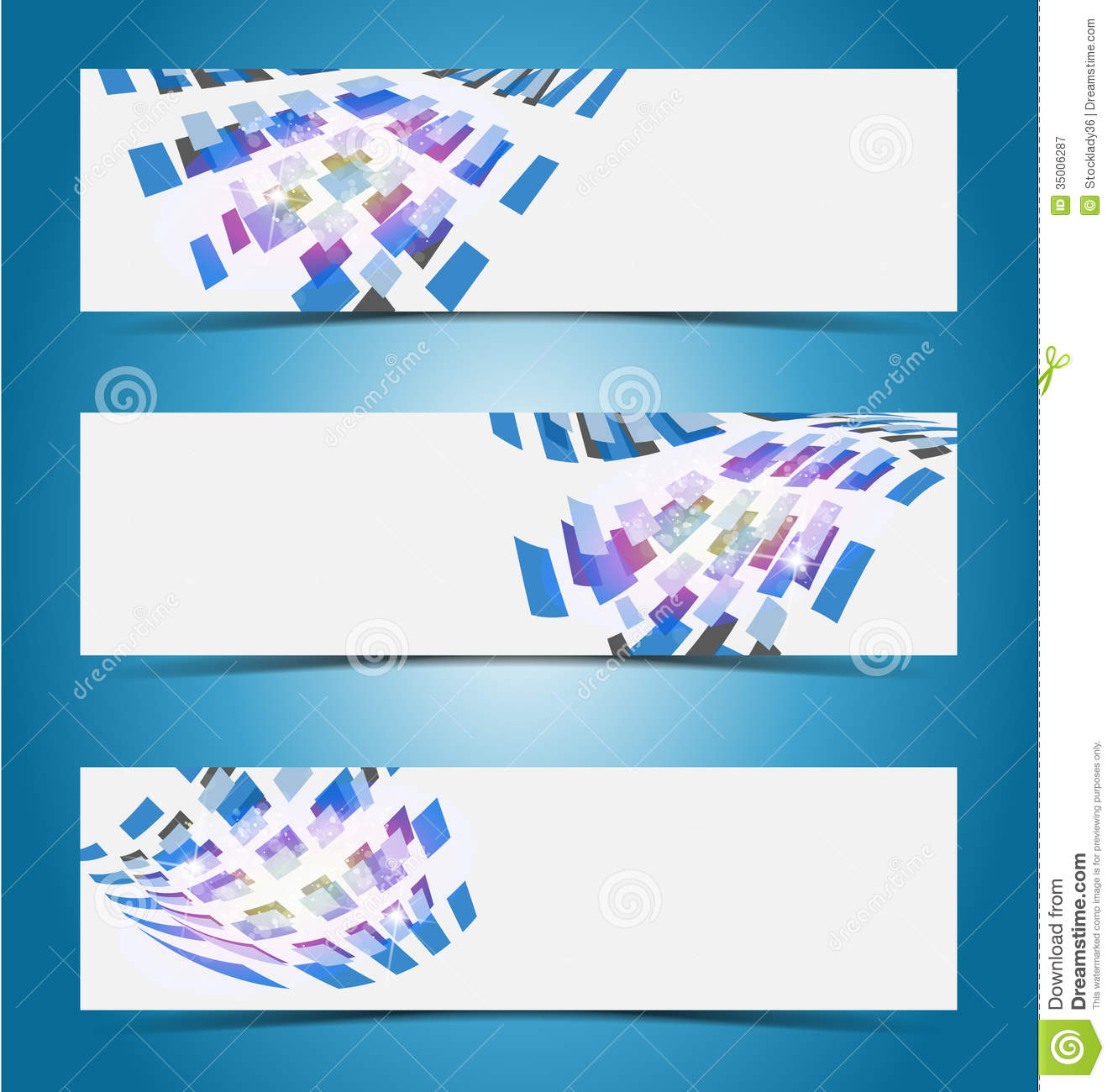 elegant banner template design stock vector  image: 56335663