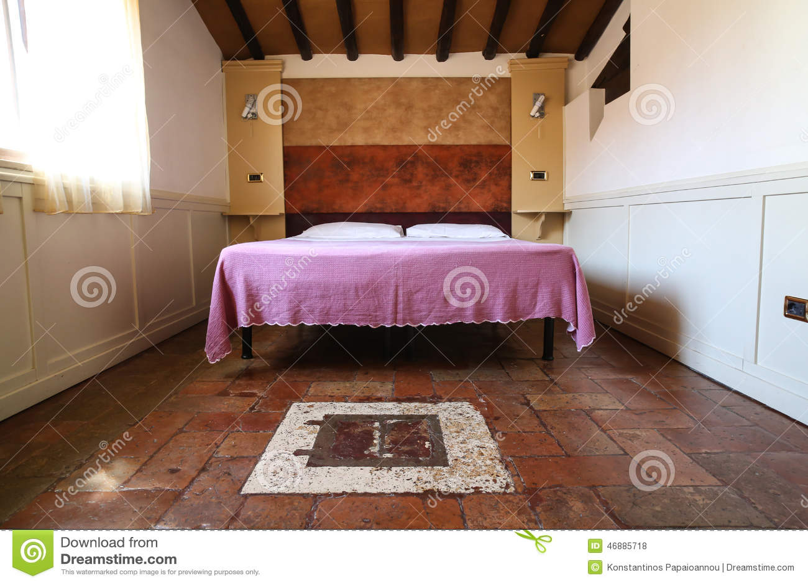 Elegant bedroom stock photo image of lifestyles for Rustic elegant bedroom designs