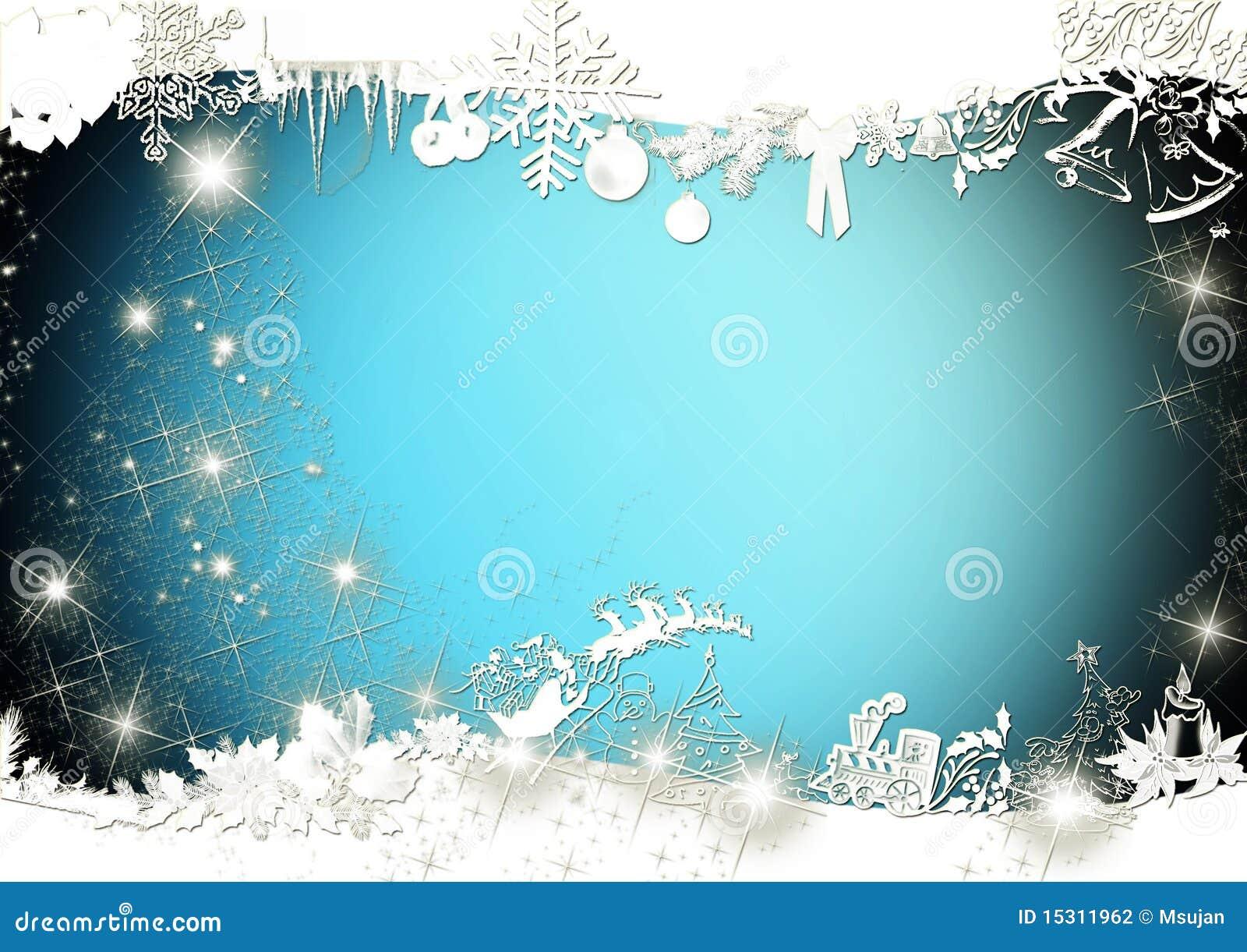 Elegant Christmas Background: Elegant Christmas Background Stock Photography
